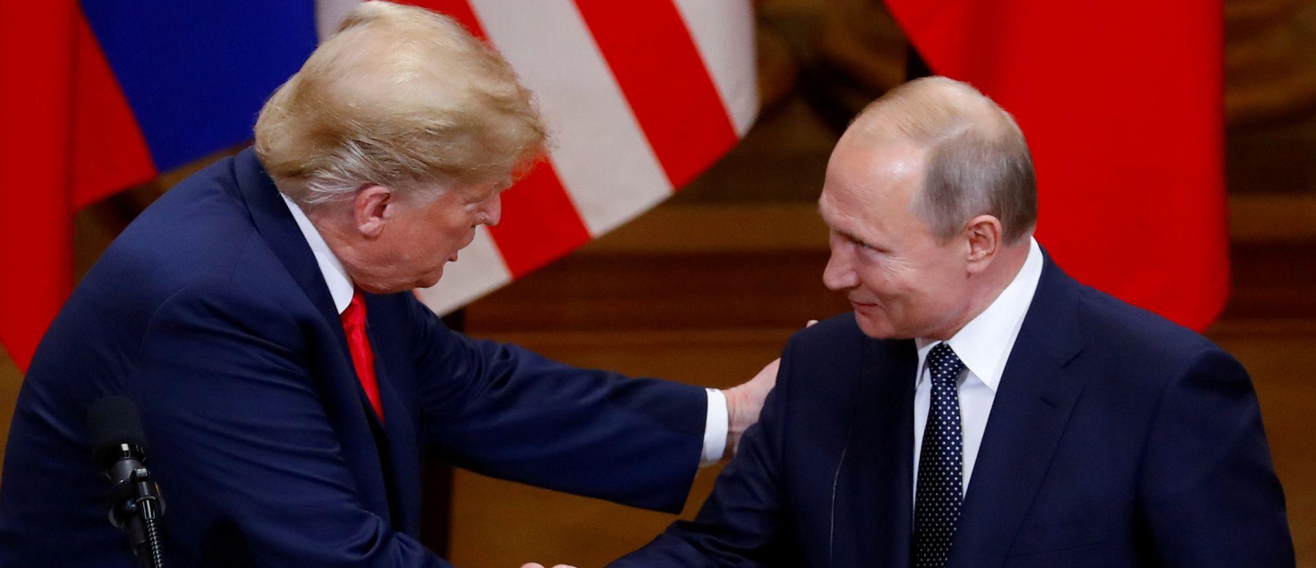 Susret Trumpa i Putina na G20 u Argentini