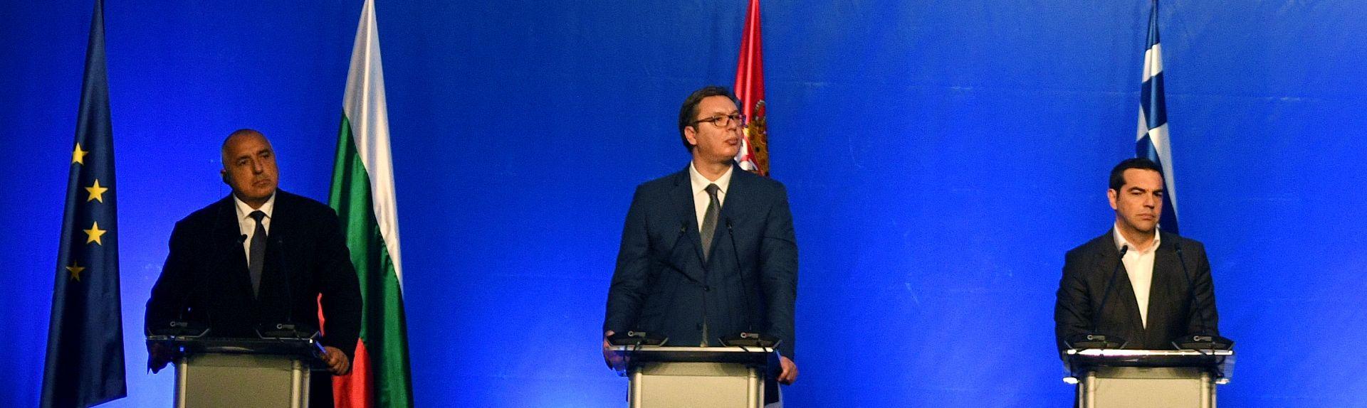 Rumunjska, Bugarska, Srbija i Grčka žele nogometni SP 2030.