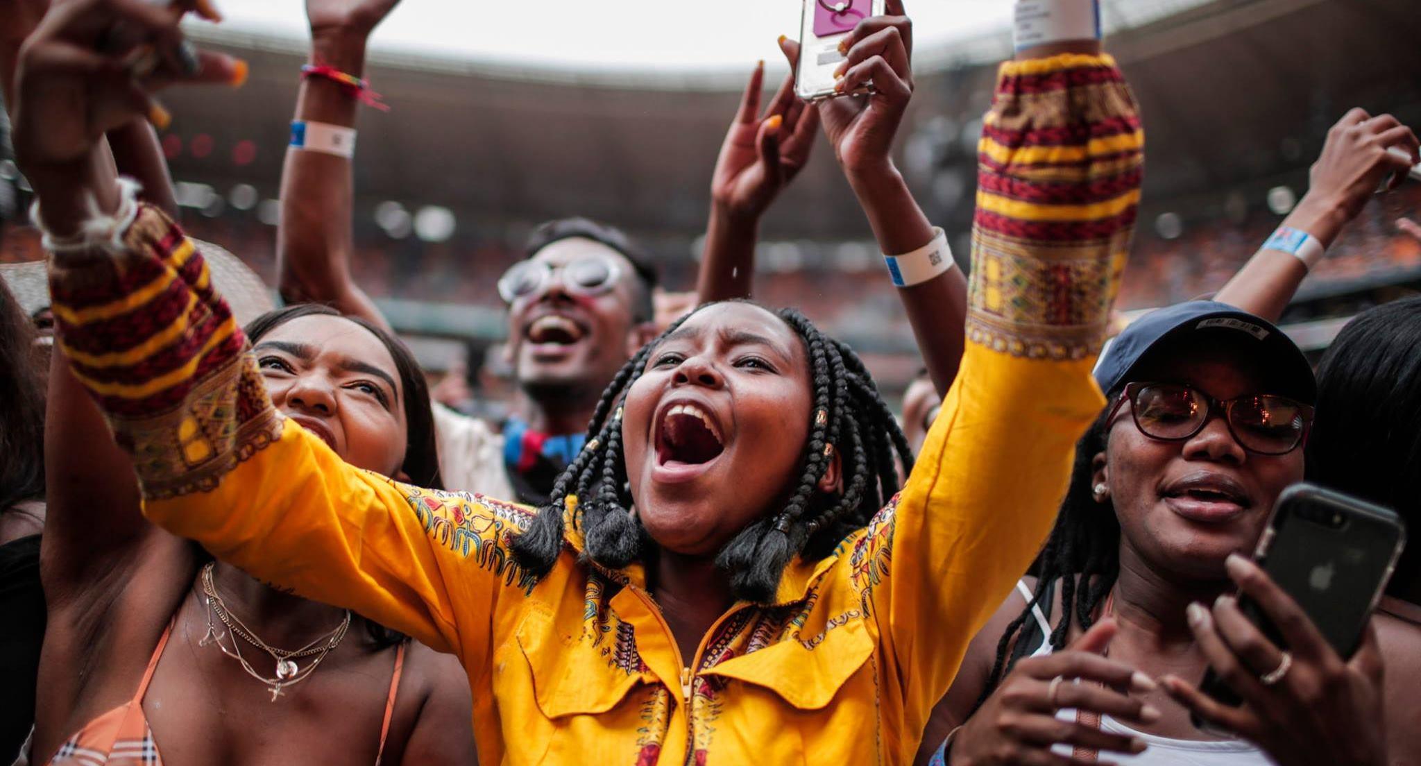 VIDEO: Beyoncé i Jay-Z nastupili na 'Global Citizen Festivalu: Mandela 100'