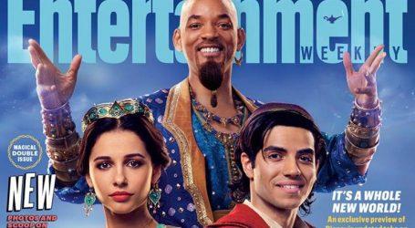 VIDEO: Akcijske scene iz filma 'Aladdin'