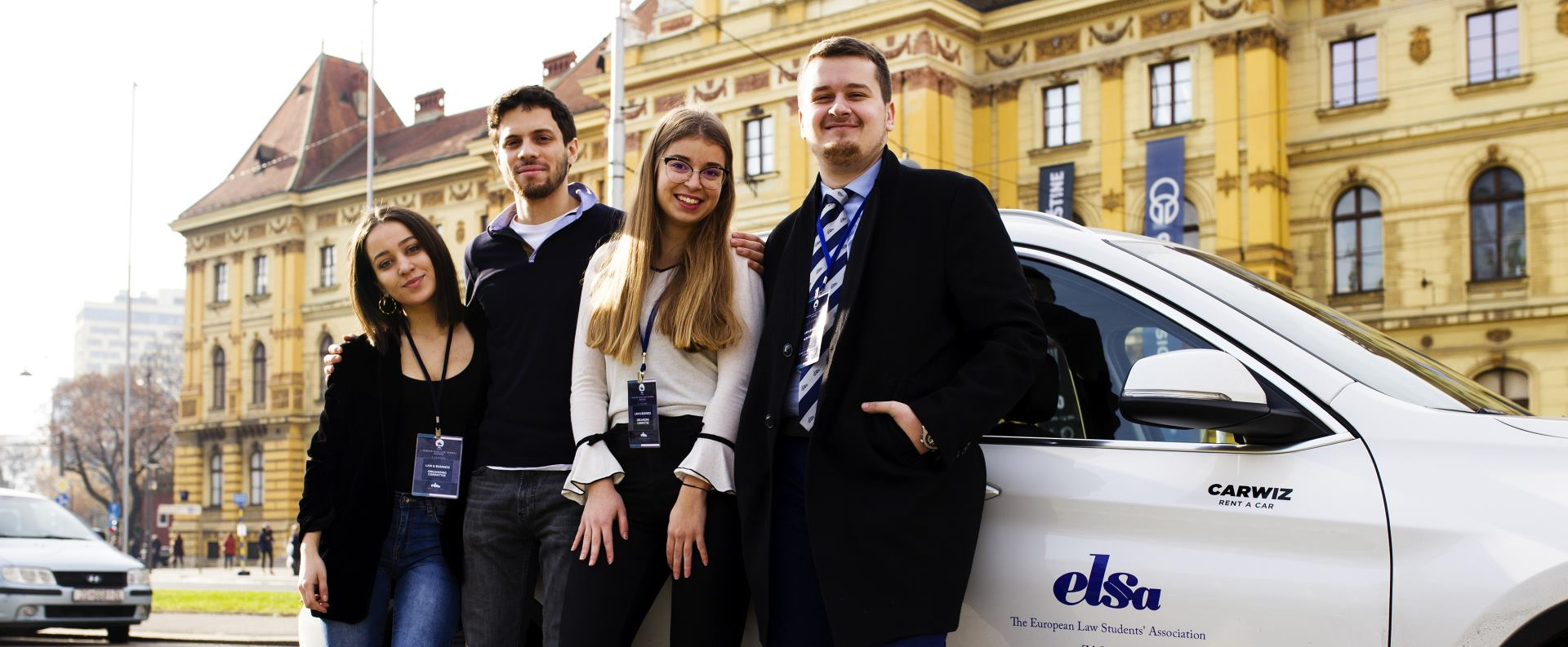 Carwiz rent a car ponosan na suradnju s ELSA-om Zagreb
