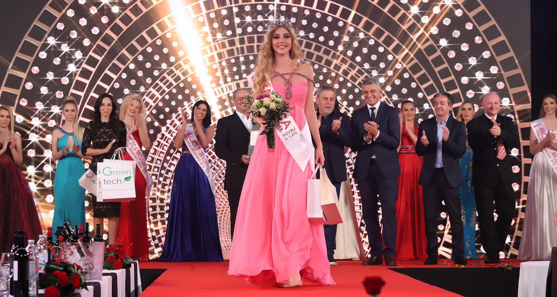 FOTO: Ema Gračan proglašena novom Kraljicom Hrvatske