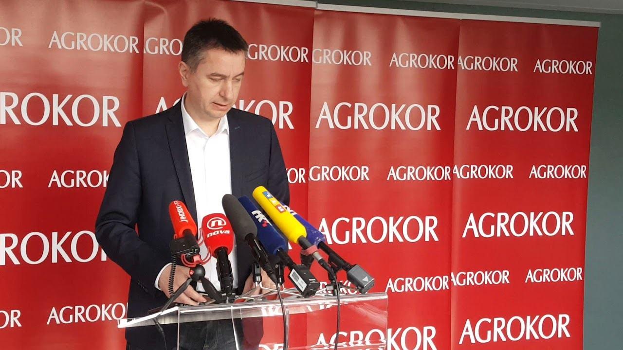 Gospodarski događaj u 2018. godini u Hrvatskoj je Nagodba vjerovnika u Agrokoru