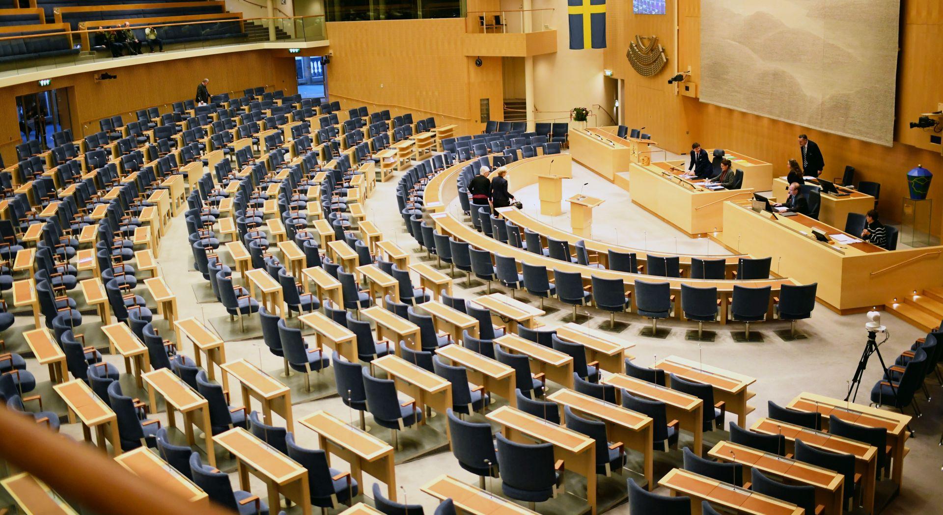 Švedski parlament odbio Lofvena, nastavlja se politički zastoj
