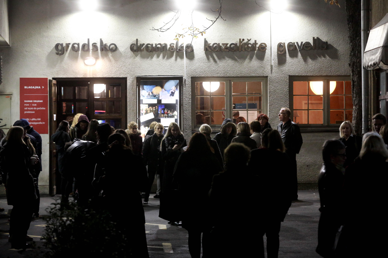 Na 33. Gavellinim večerima gostovalo Mestno gledališče ljubljansko