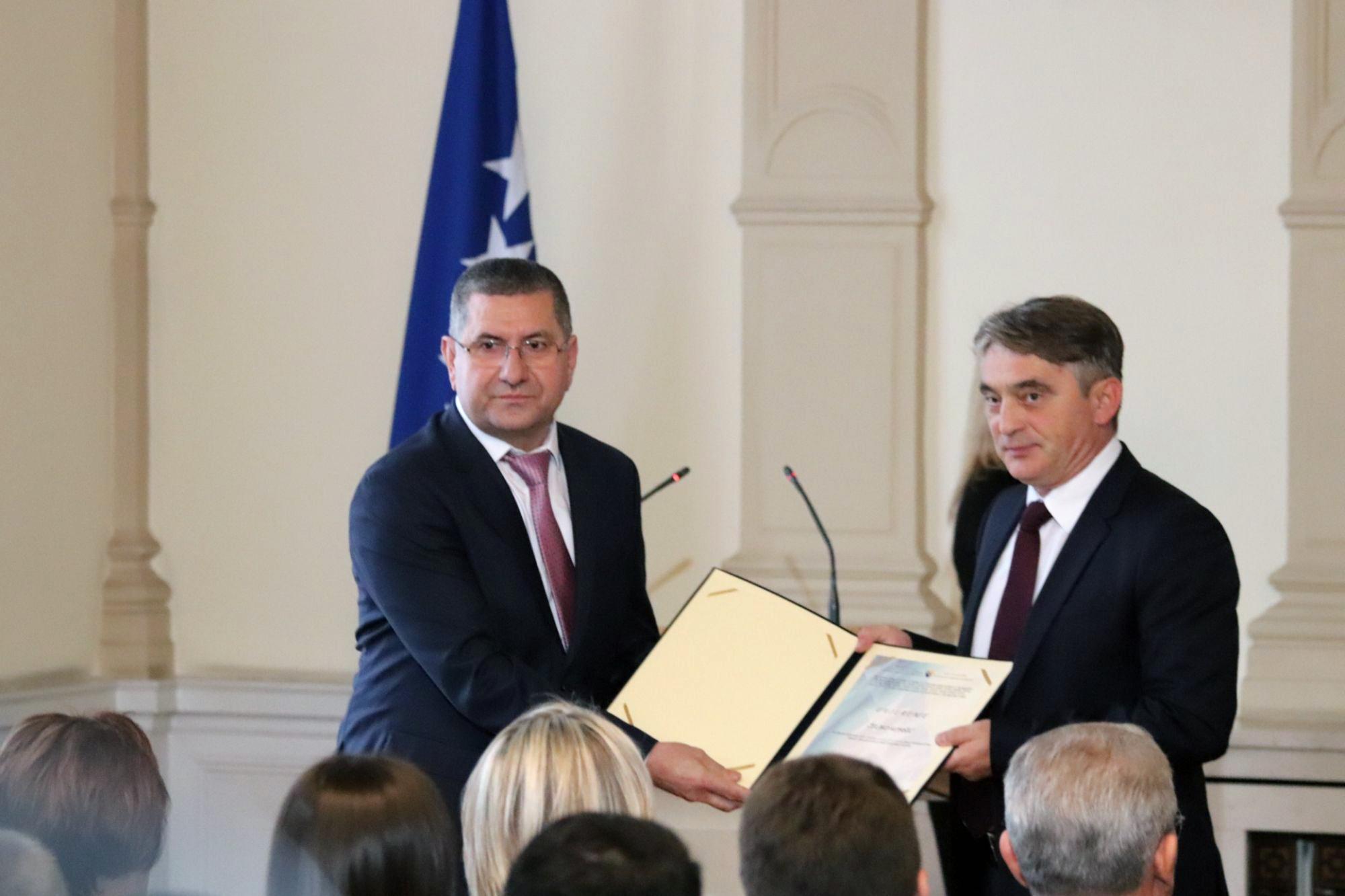 HNS BiH bivše visoke predstavnike nazvao bošnjačkim lobistima