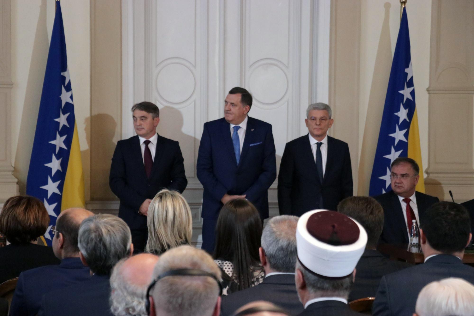 """Utorak """"dan D"""" za uspostavu vlasti u BiH?"""