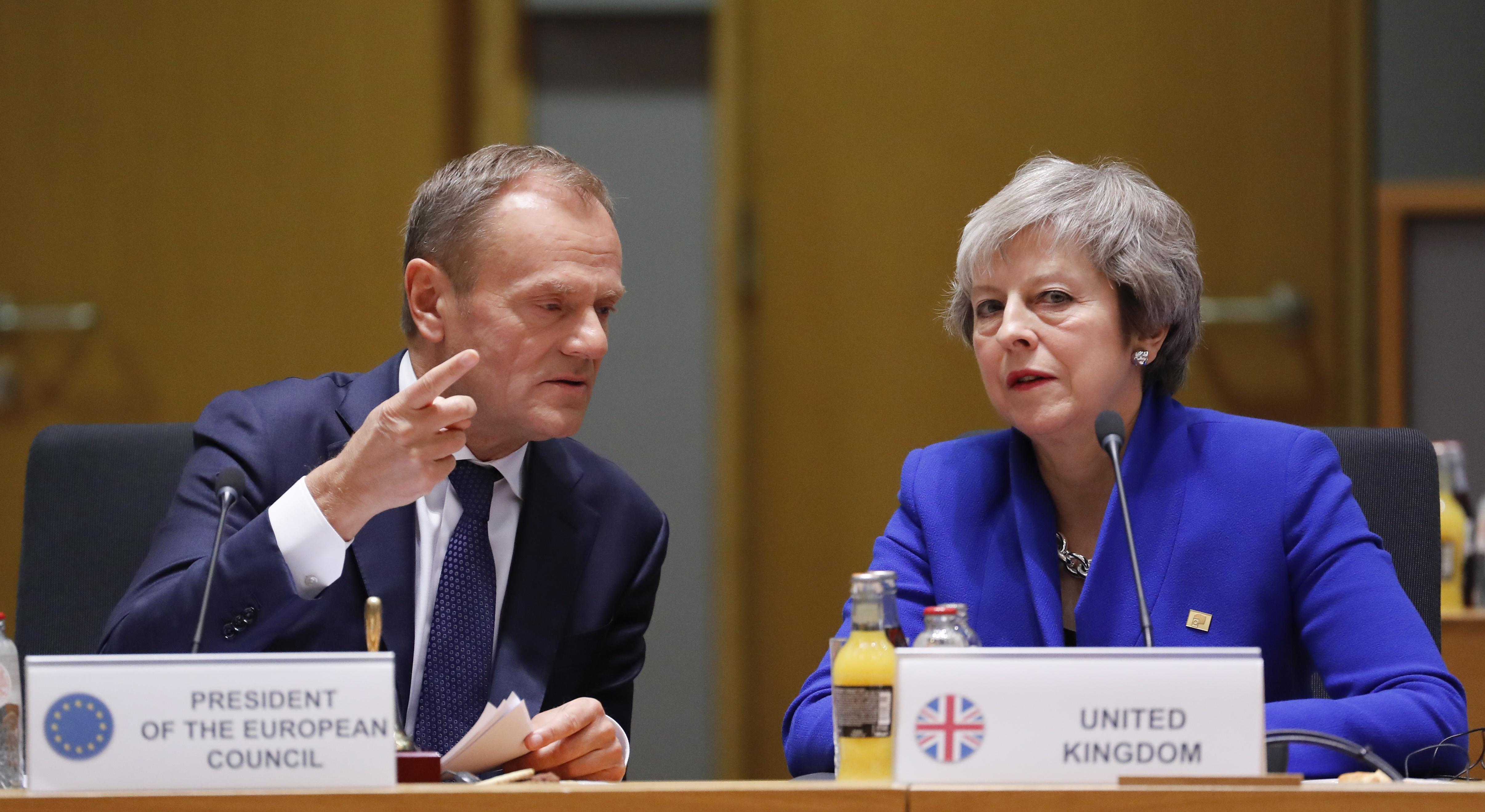 Tusk za četvrtak najavio summit o Brexitu u Bruxellesu