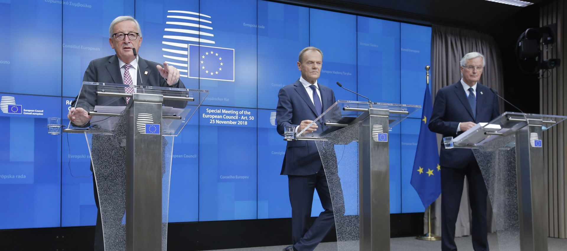 Na summitu EU-a o Brexitu iako nije bilo planirano