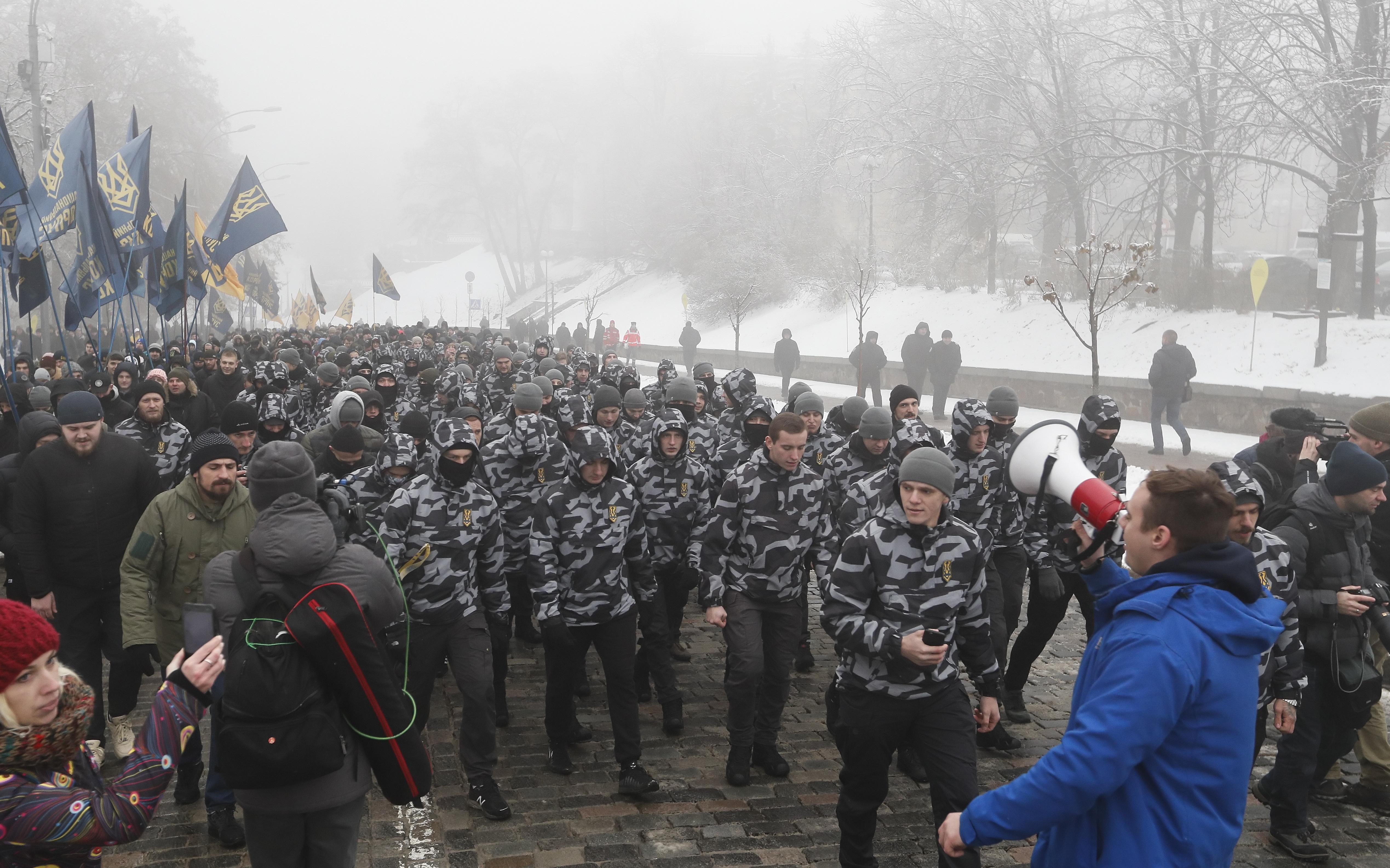 Nastavlja se pojačana prisutnost ruske vojske na ukrajinskoj granici