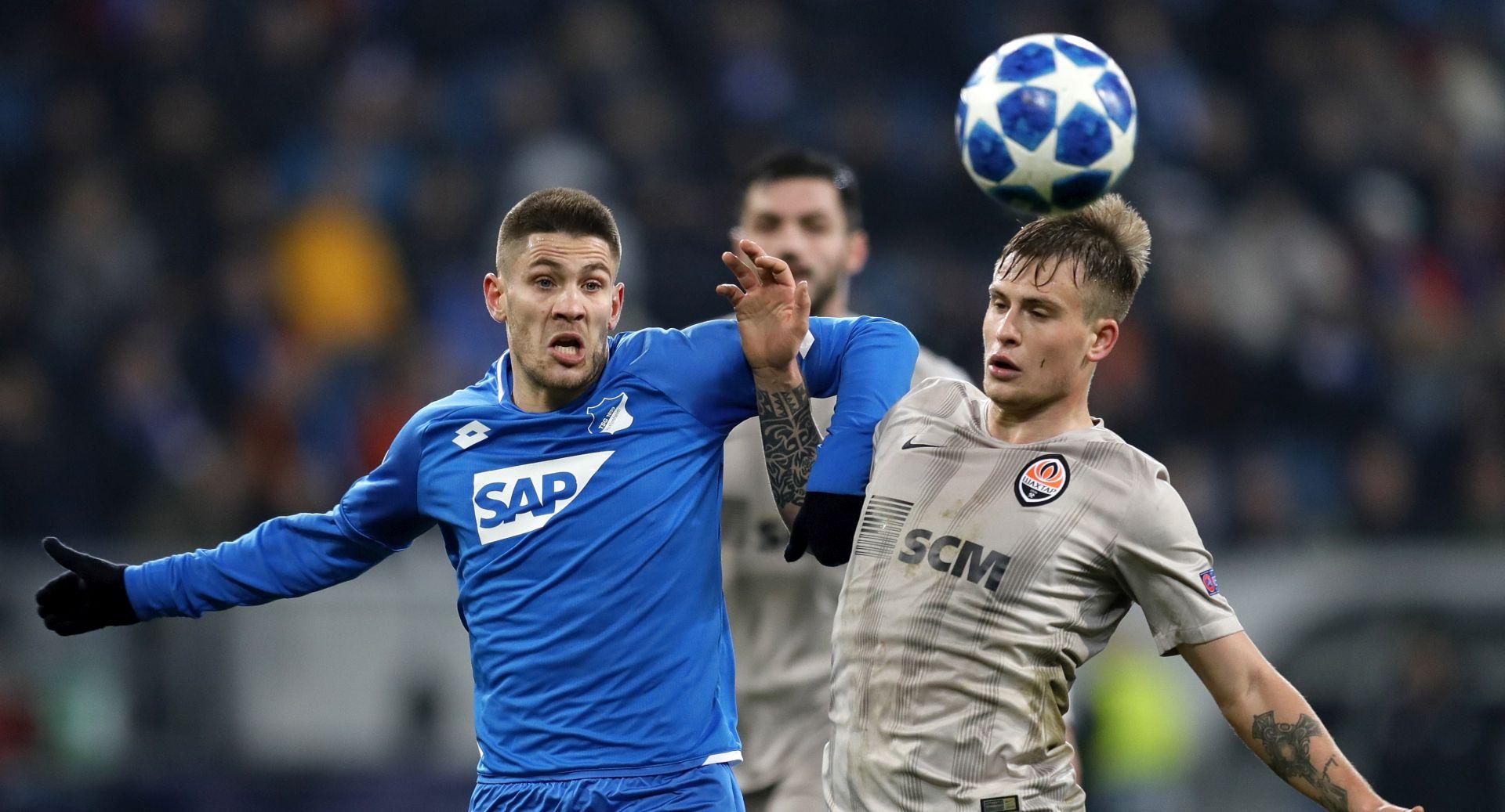 LP Šahtar će odlučujuću utakmicu protiv Lyona igrati u Kijevu