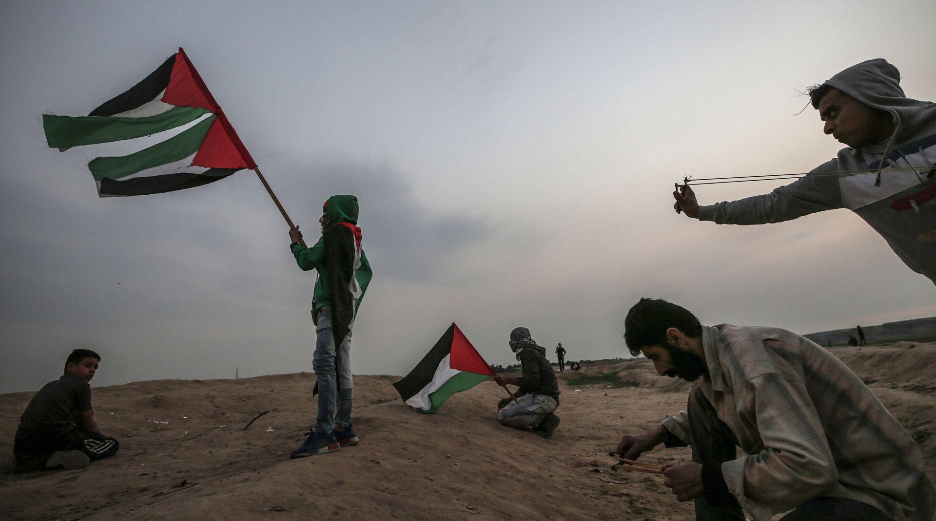 UN-a hitno traži 350 milijuna dolara za pomoć Palestincima