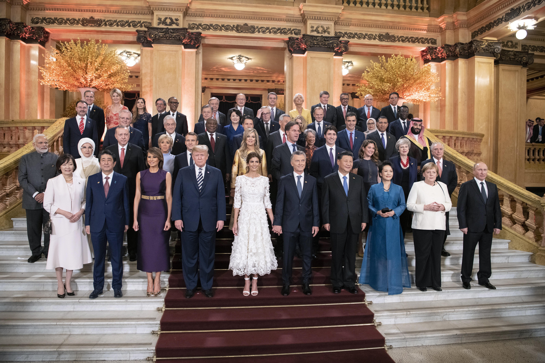 Čelnici G20 podržali reformu WTO-a u zajedničkoj izjavi