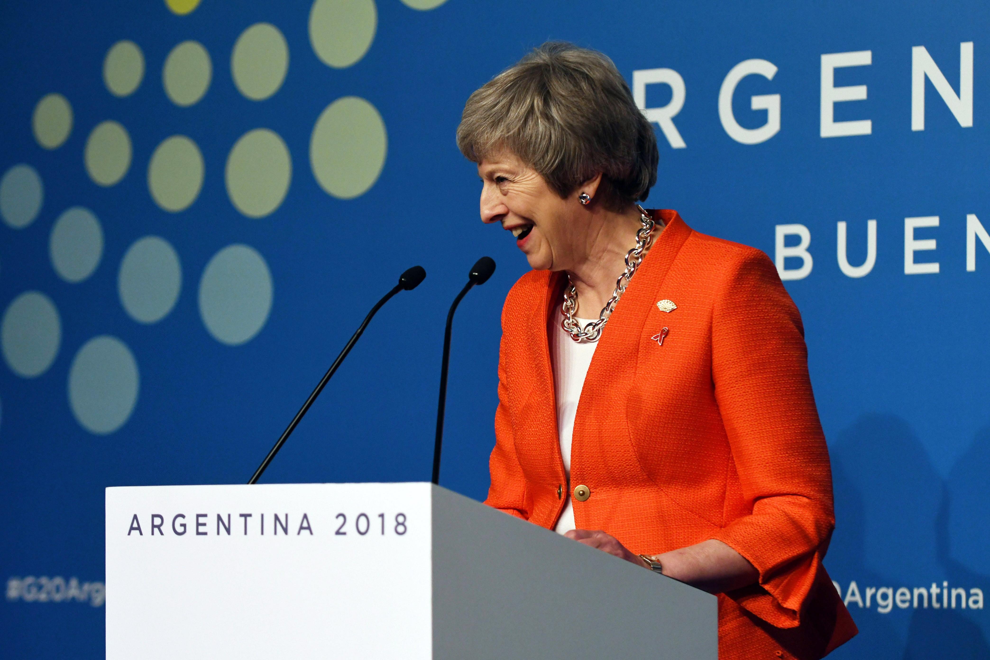 Britanska vlada ne namjerava odustati od Brexita