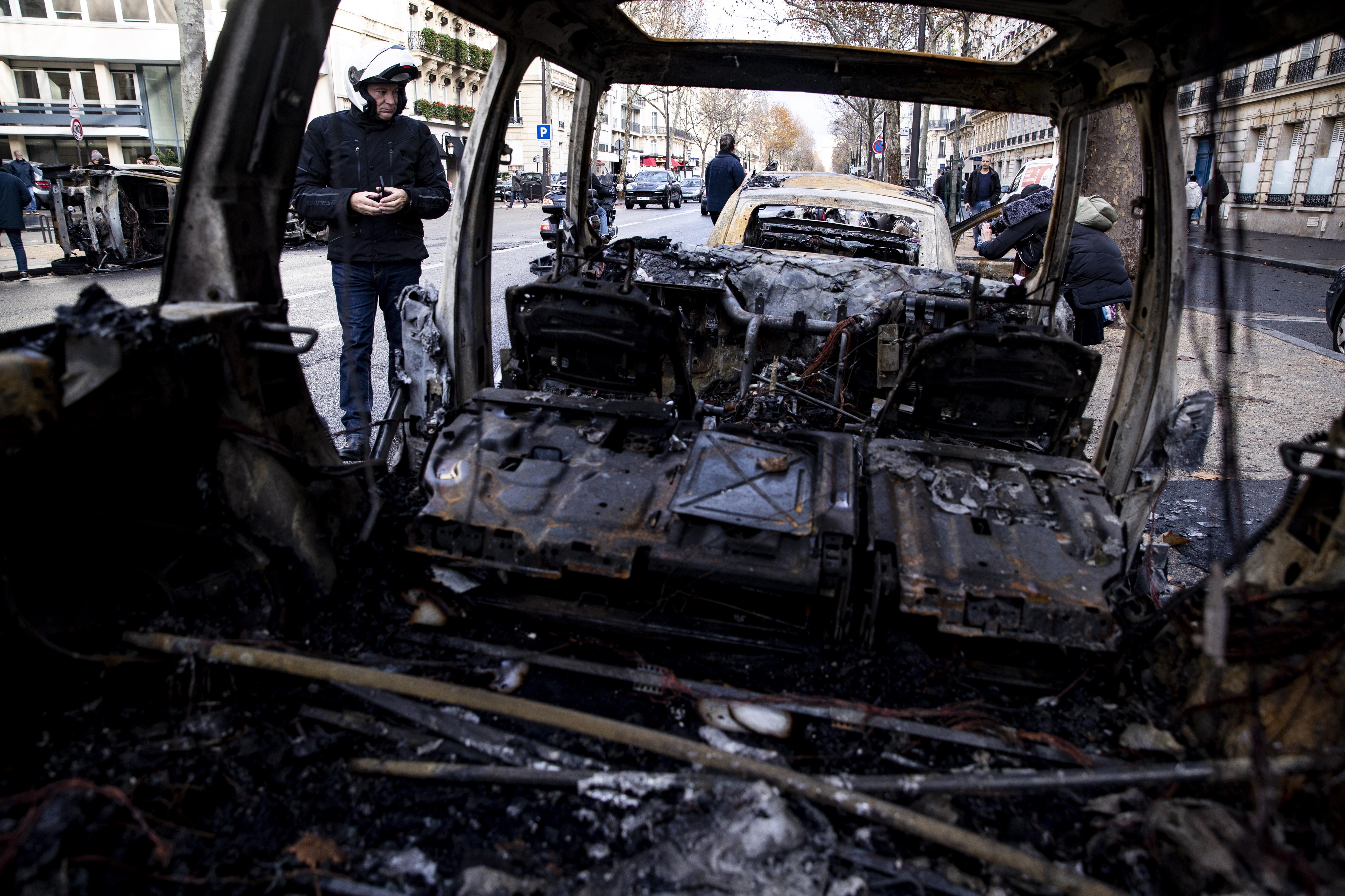 Šteta u pariškim neredima između 3 i 4 milijuna eura