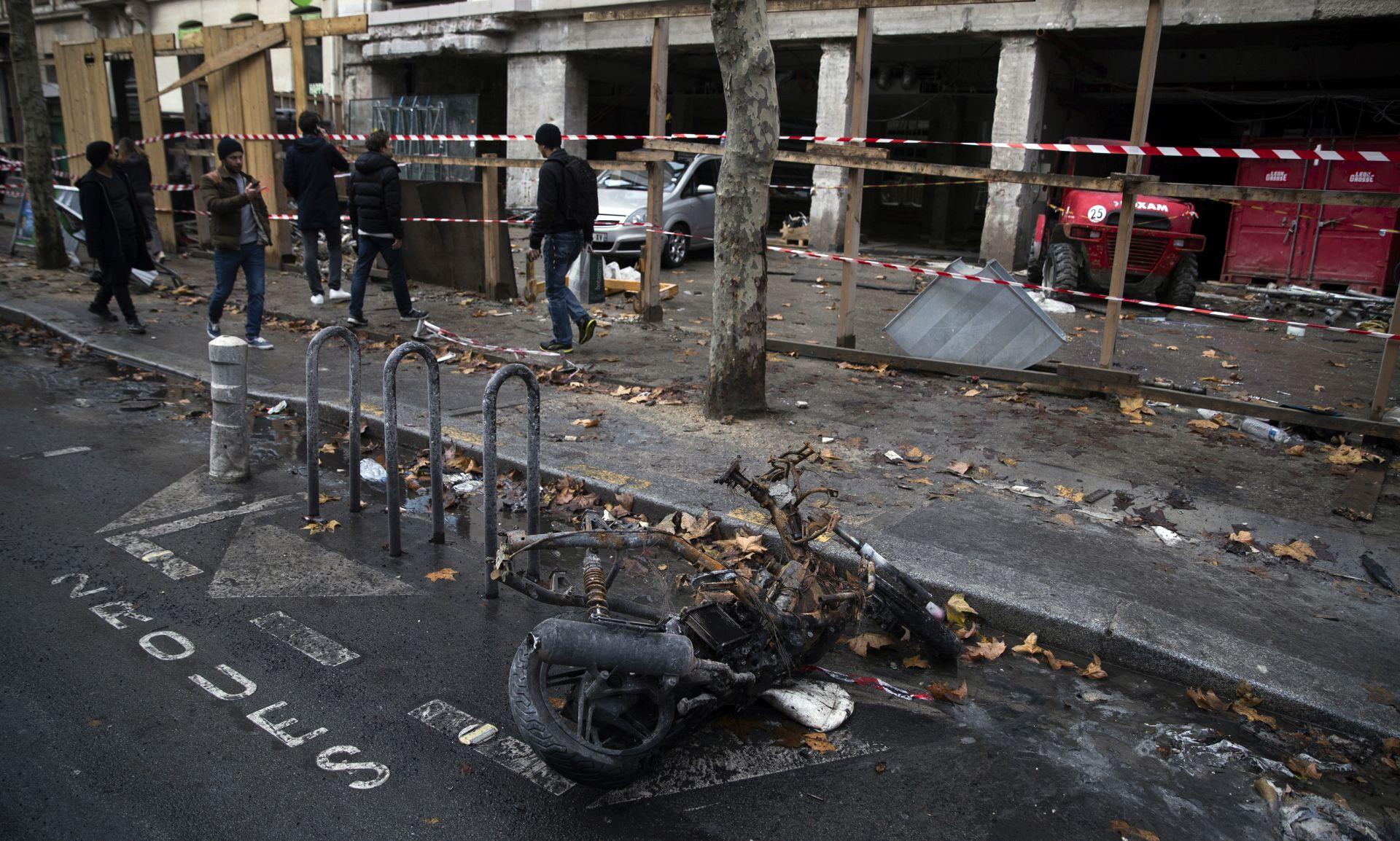 Blokirane srednje škole u Francuskoj