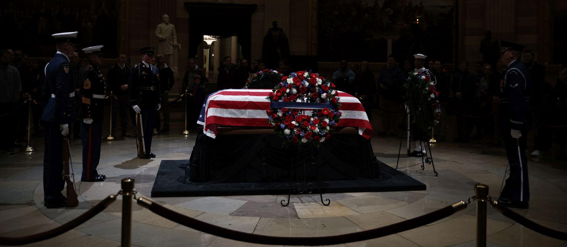 Danas pogreb George H.W. Busha u Teksasu