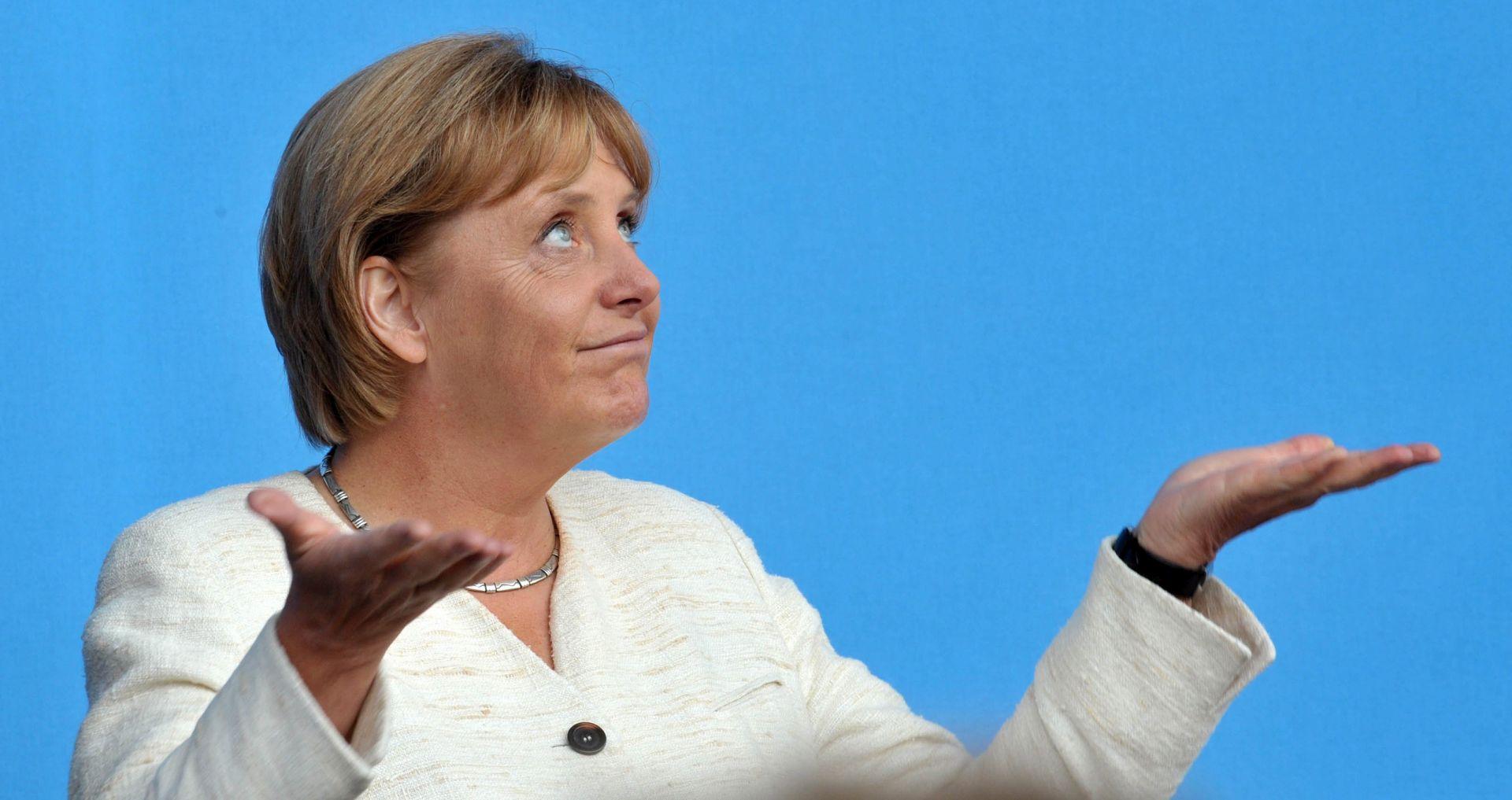 CDU pred povijesnim stranačkim kongresom – kraj ere Merkel