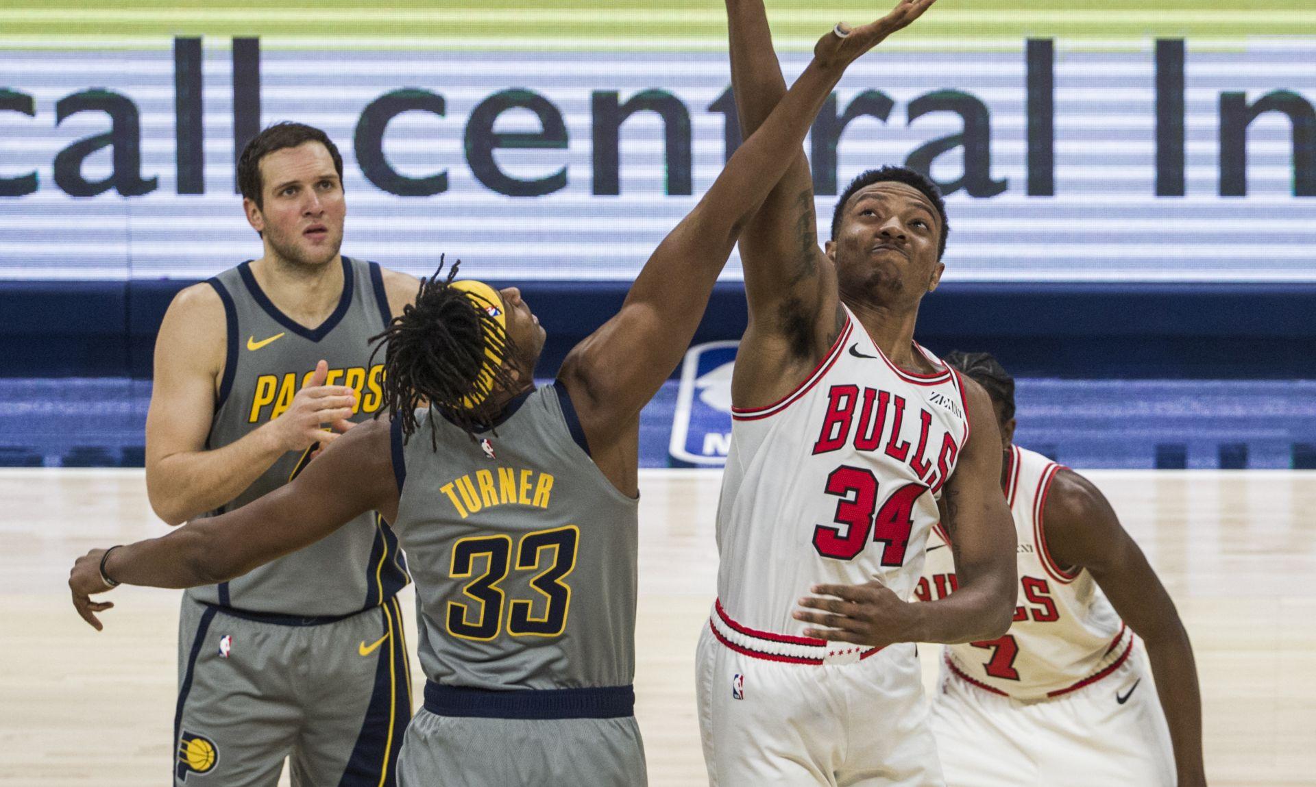 NBA: Bogdanovićevih 14 koševa u pobjedi Indiane nad Bullsima