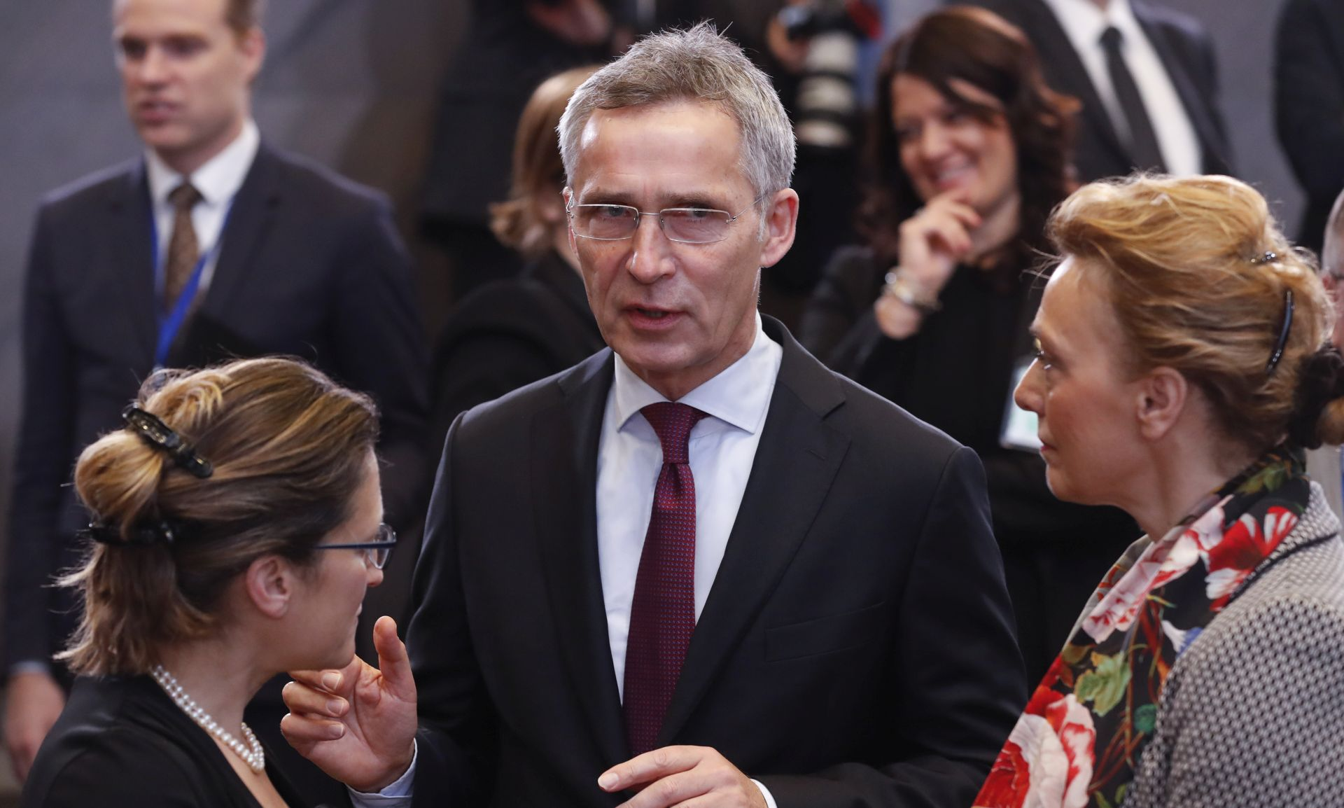 NATO će razmotriti razinu angažmana na Kosovu