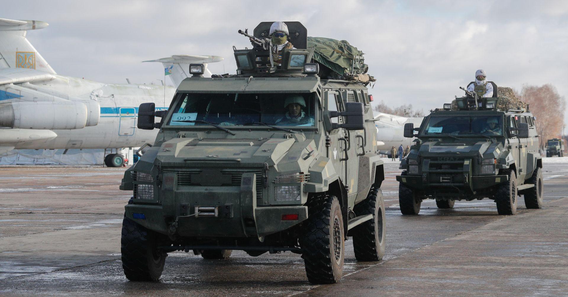 UOČI PRIMIRJA Krim podigao ogradu na granici s Ukrajinom