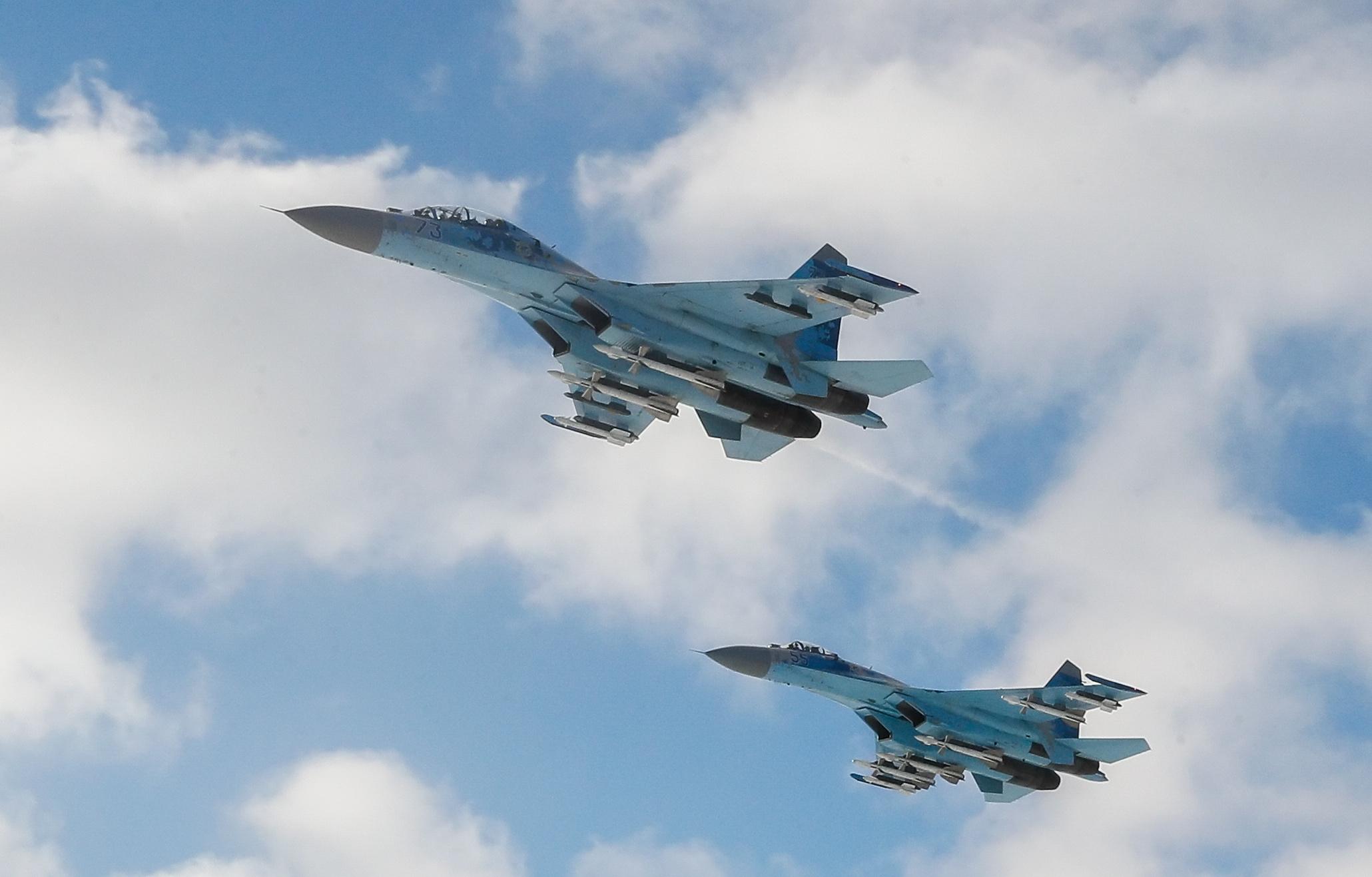 Američka vojska izvela let preko Ukrajine