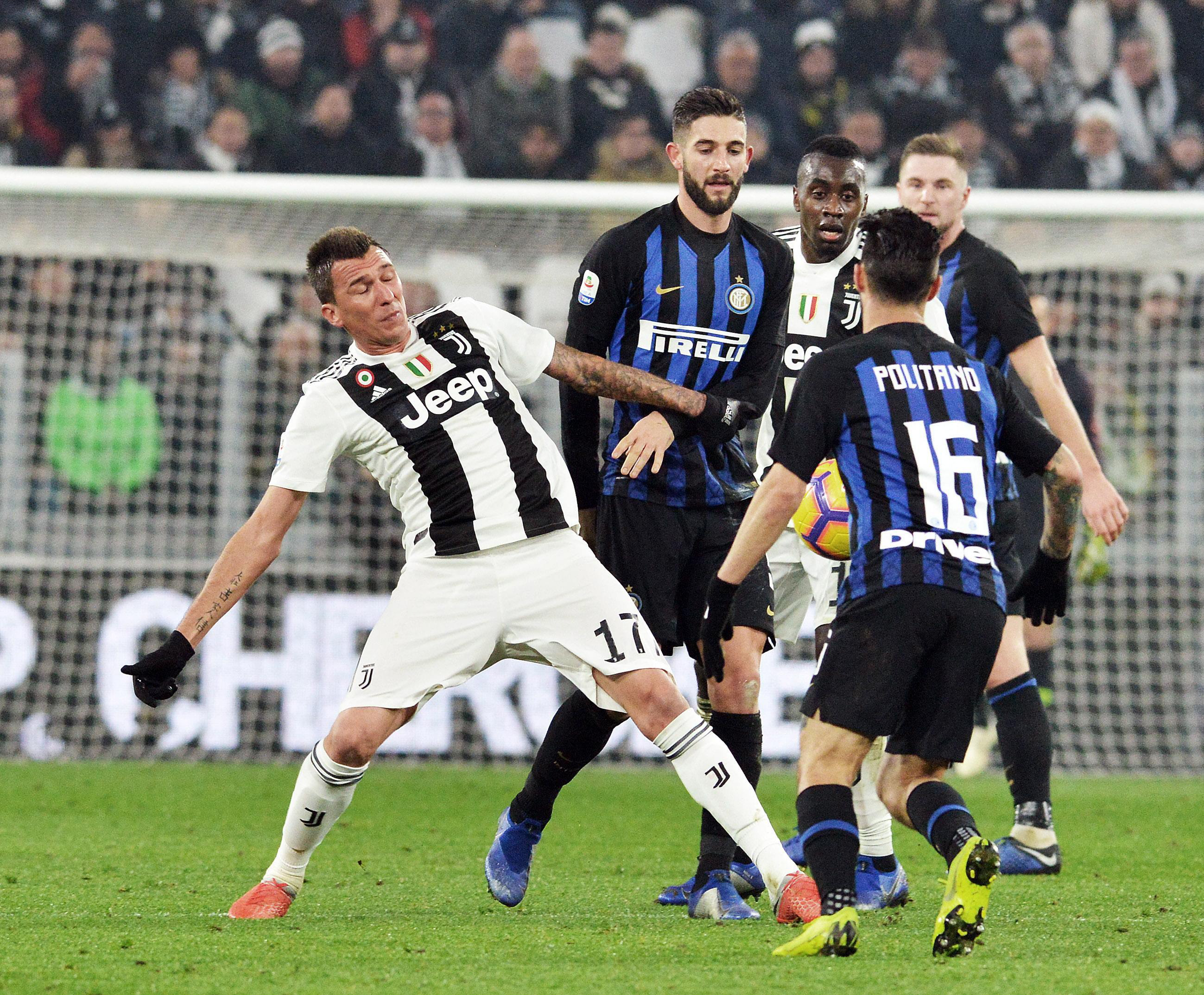Mandžukić zabio za pobjedu Juventusa