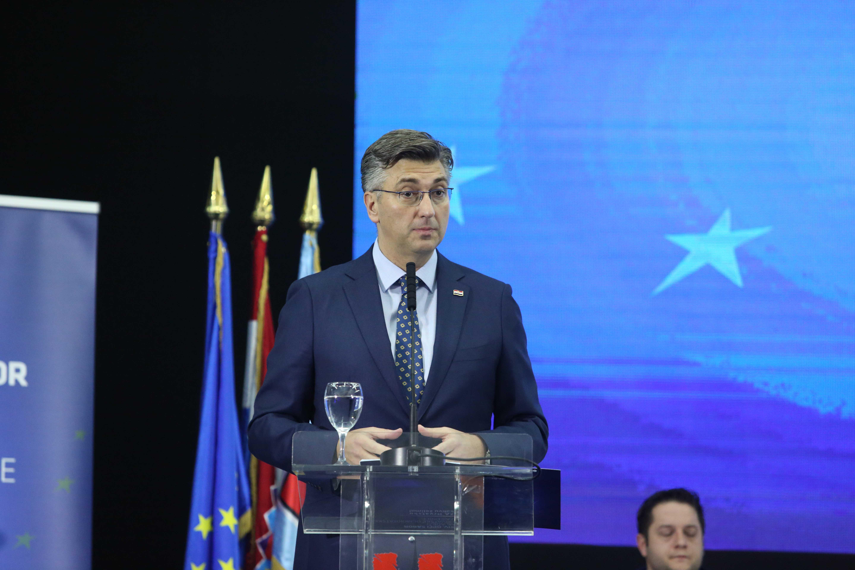 PLENKOVIĆ 'Ustavno smo obvezni štititi prava Hrvata u BiH'