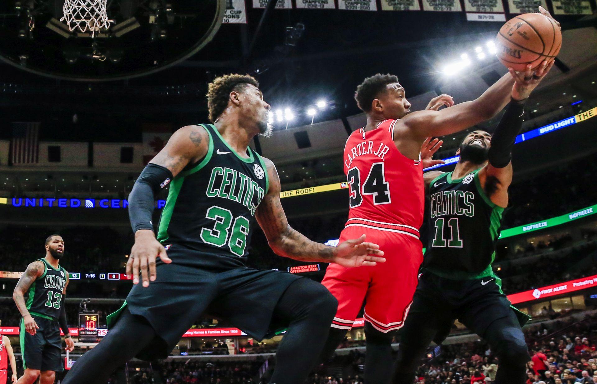 NBA Porazi Knicksa, Raptorsa, Jazza i Pistonsa