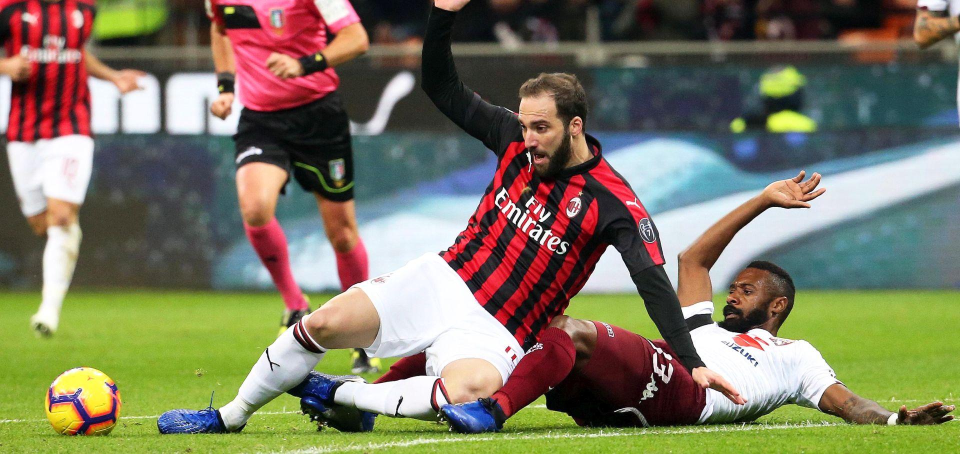 TALIJANSKI BOXING DAY Milan i Frosinone bez golova
