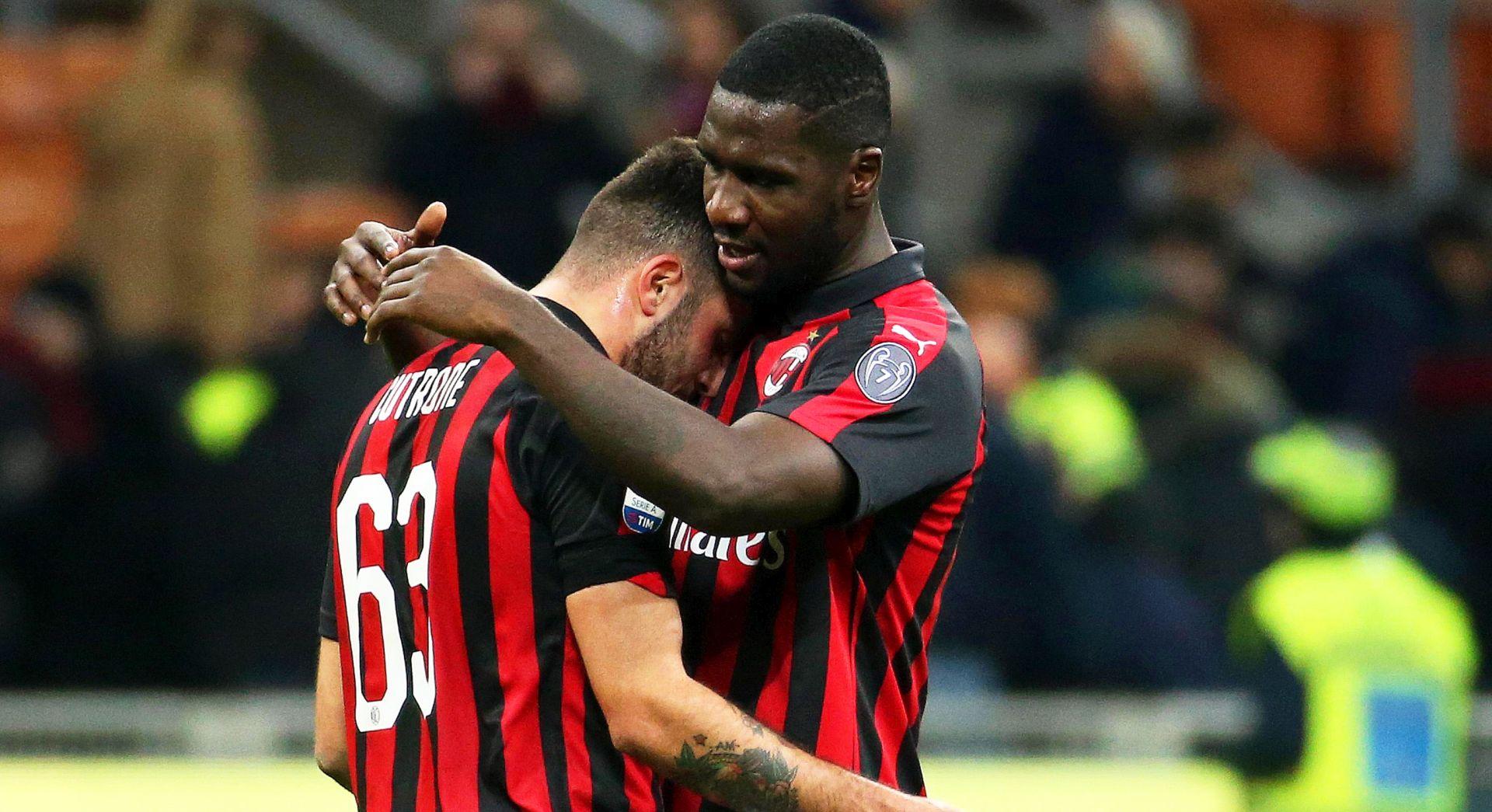 UEFA kaznila Milan s 12 milijuna eura