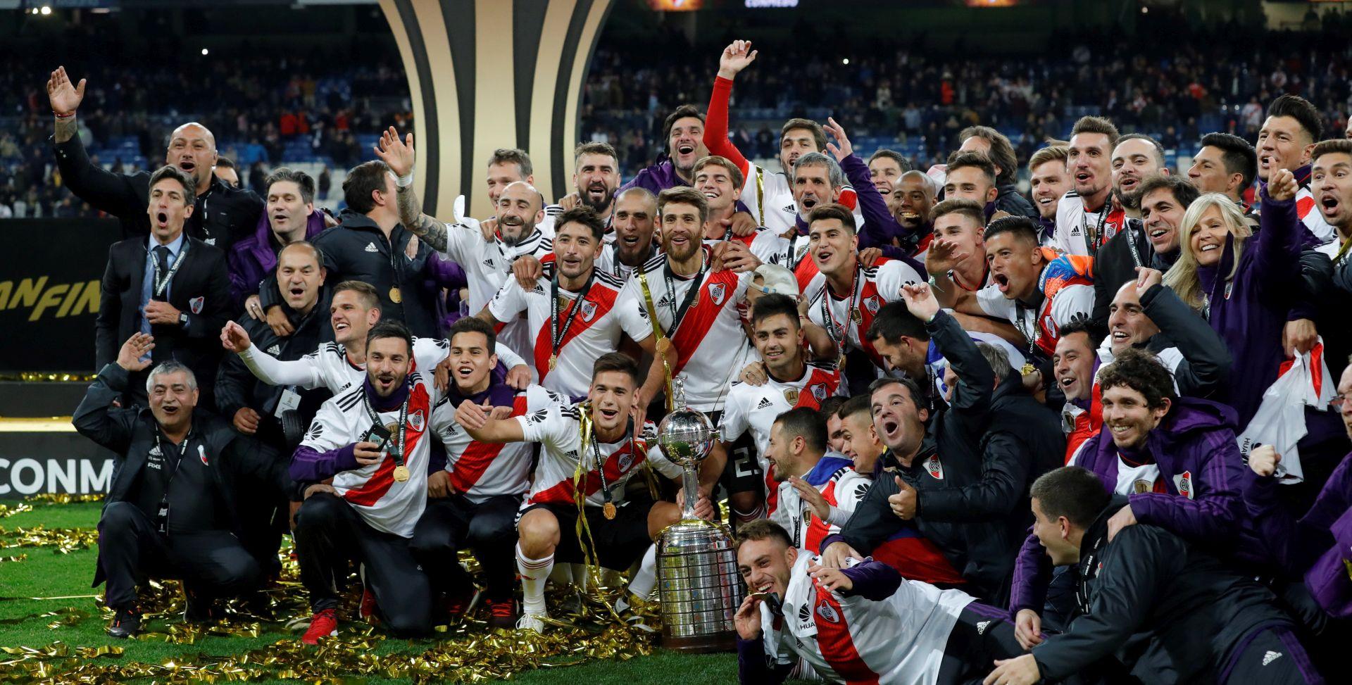 Finale Kupa Libertadoresa igrat će se u Peruu