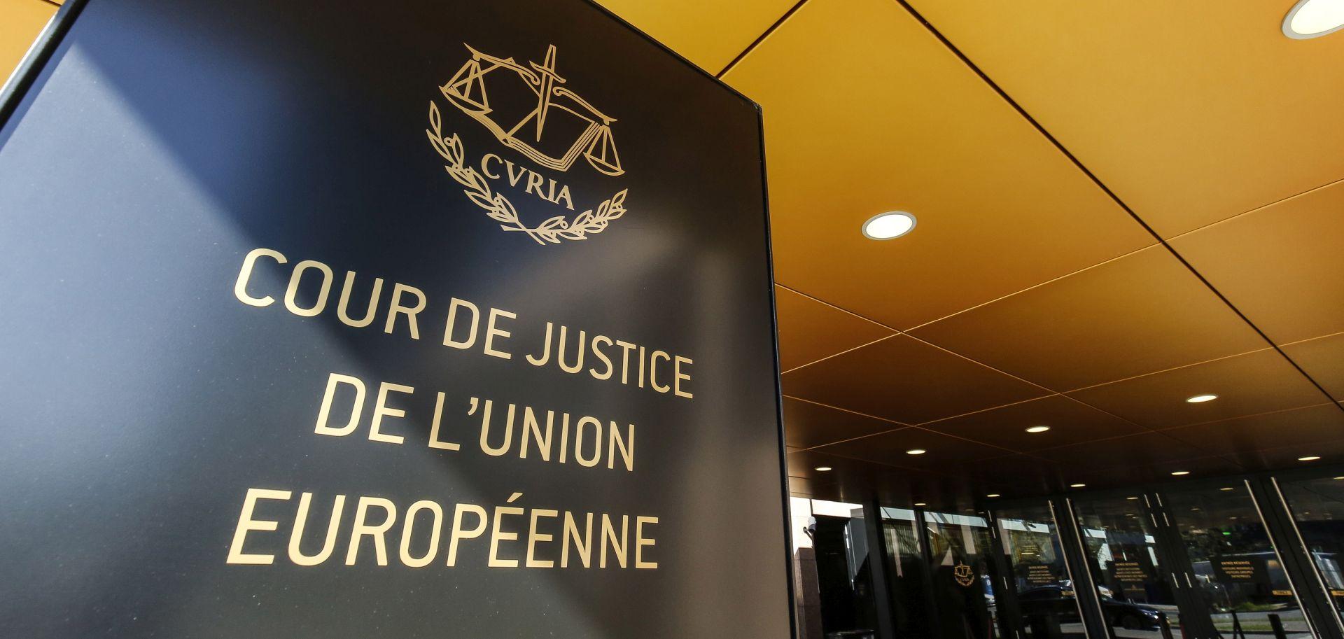 Povjerenik iz Slovenije predlaže da se Slovenija i RH sudu EU-a obrate zajednički