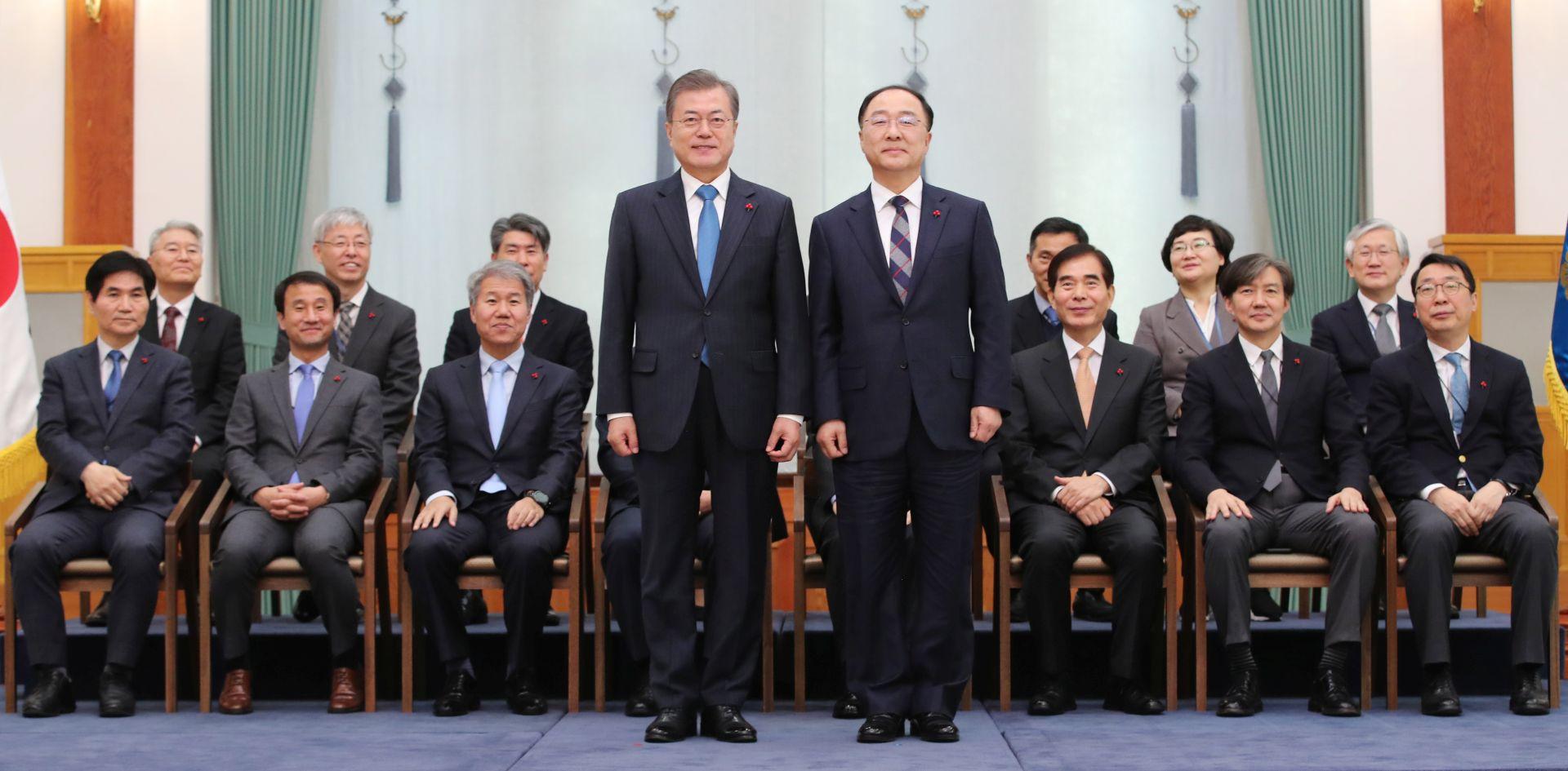 Kim Jong Un spreman za češće susrete s Moonom sljedeće godine