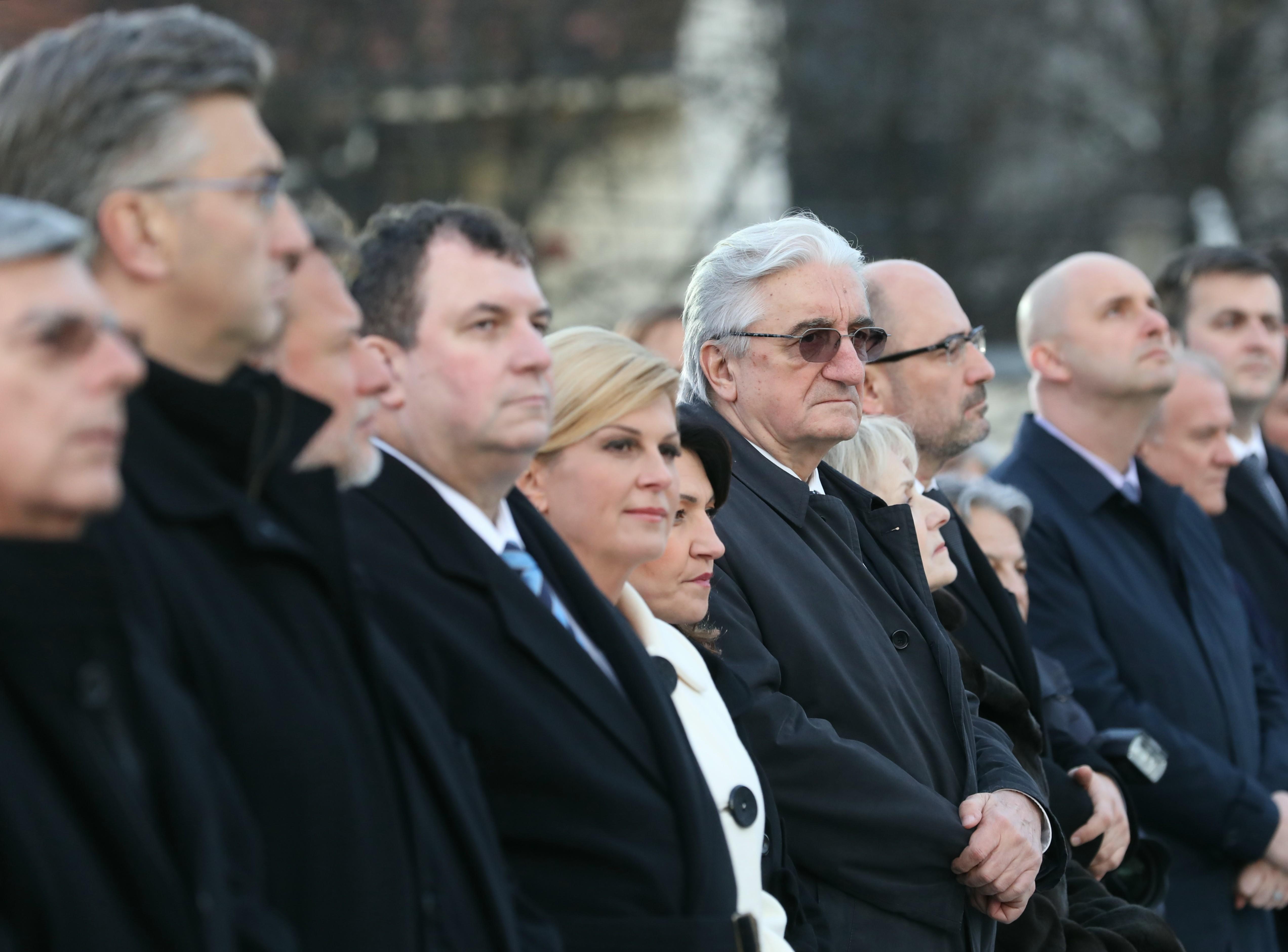 PLENKOVIĆ 'Spomenik Tuđmanu oduvijek je trebao biti tu'