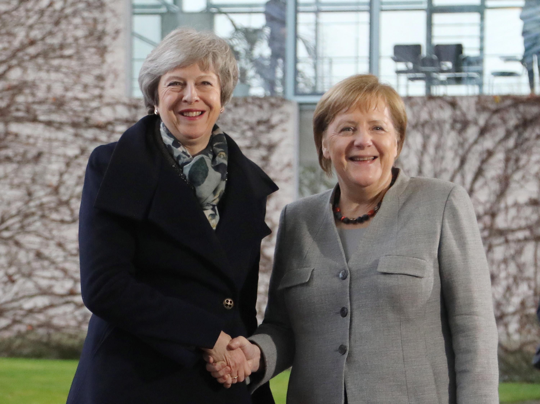 """Merkel poručila da se sporazum o Brexitu """"ne može mijenjati"""""""
