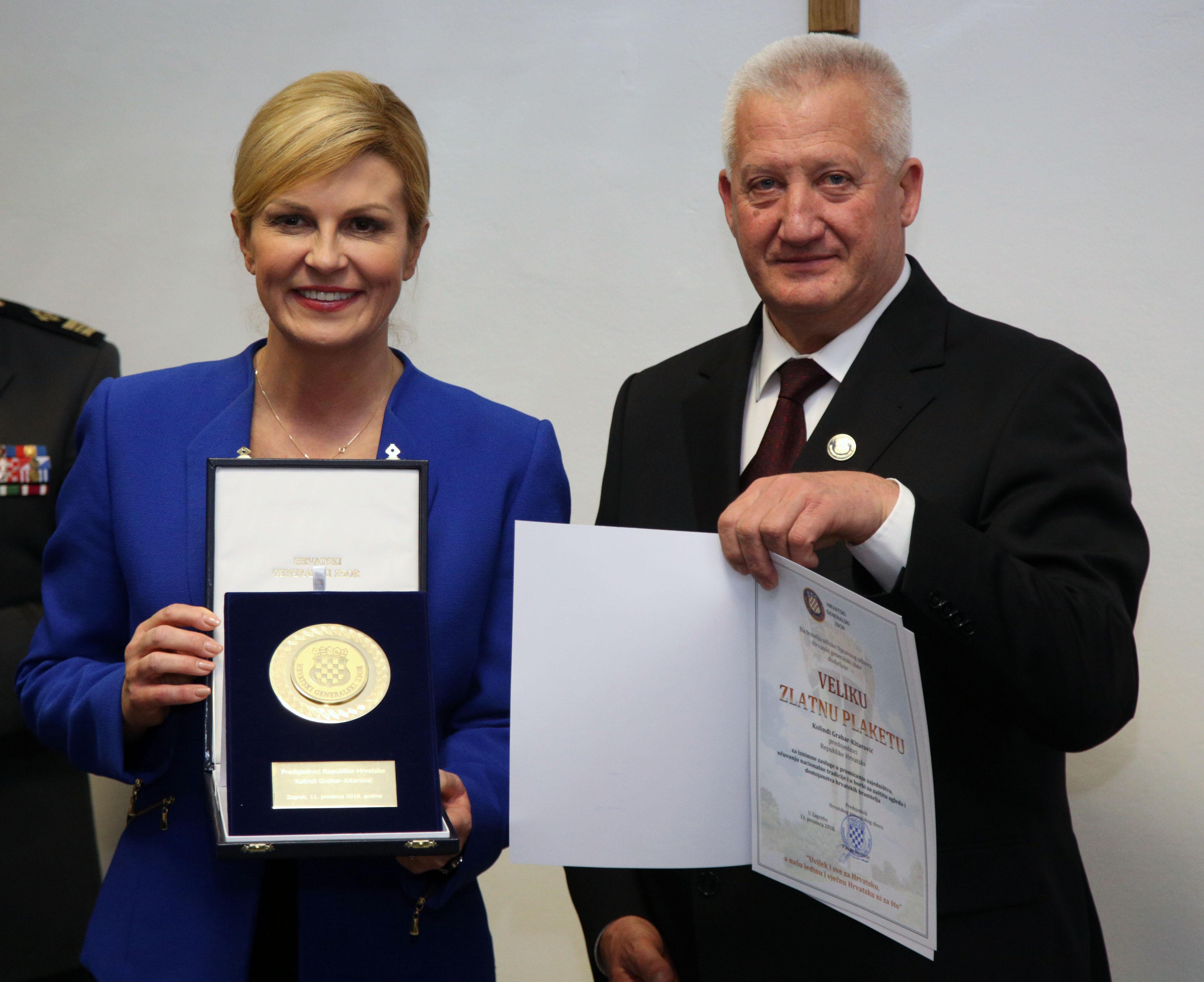 GRABAR-KITAROVIĆ 'Hrvatska treba generale, zbog vojnih i liderskih sposobnosti'