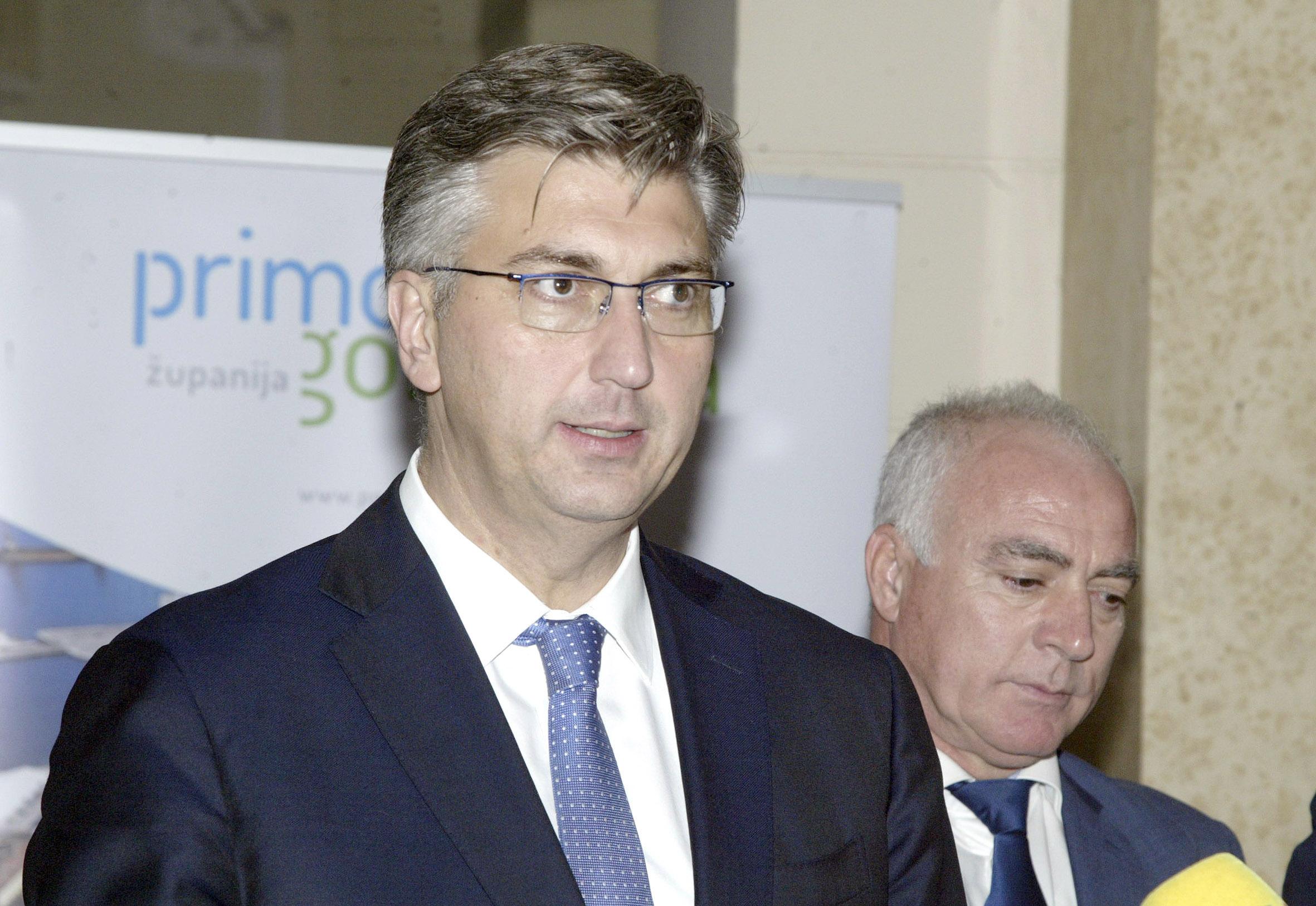 Plenković očekuje da će Deklaracija o položaju Hrvata u BiH biti usvojena
