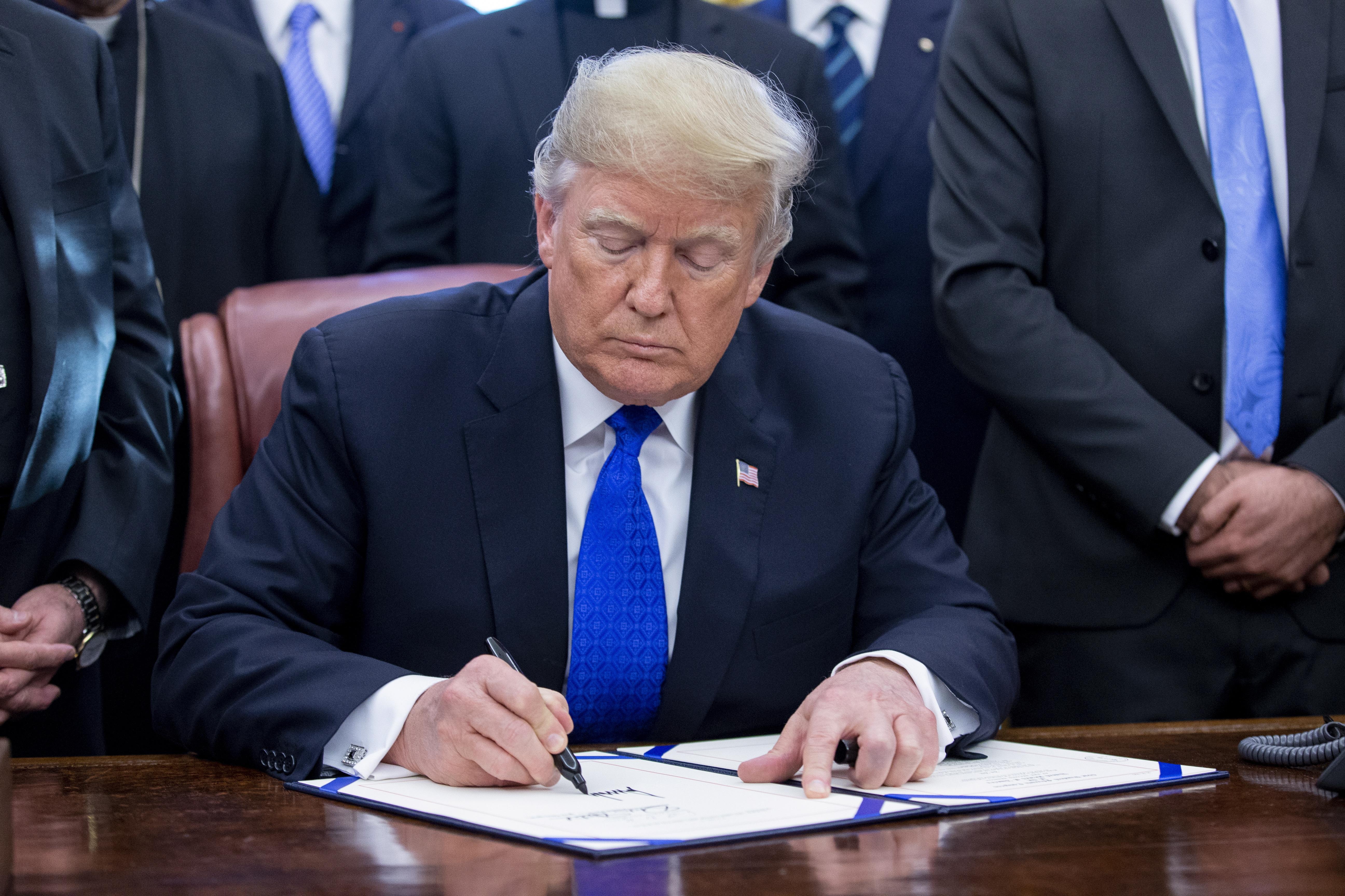 Nakon napada u Strasbourgu, Trump još sigurniji u ideju graničnog zida