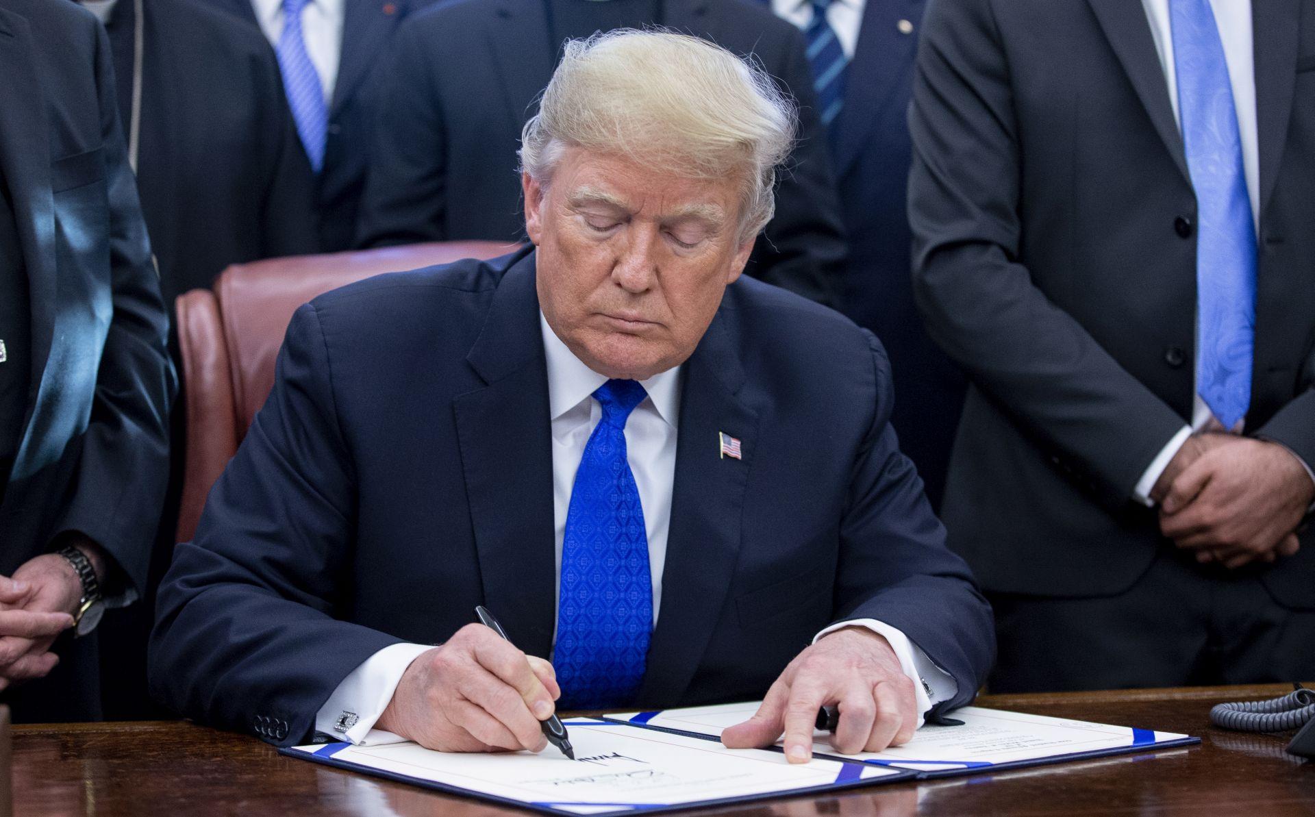 Trump ne strahuje da će biti opozvan