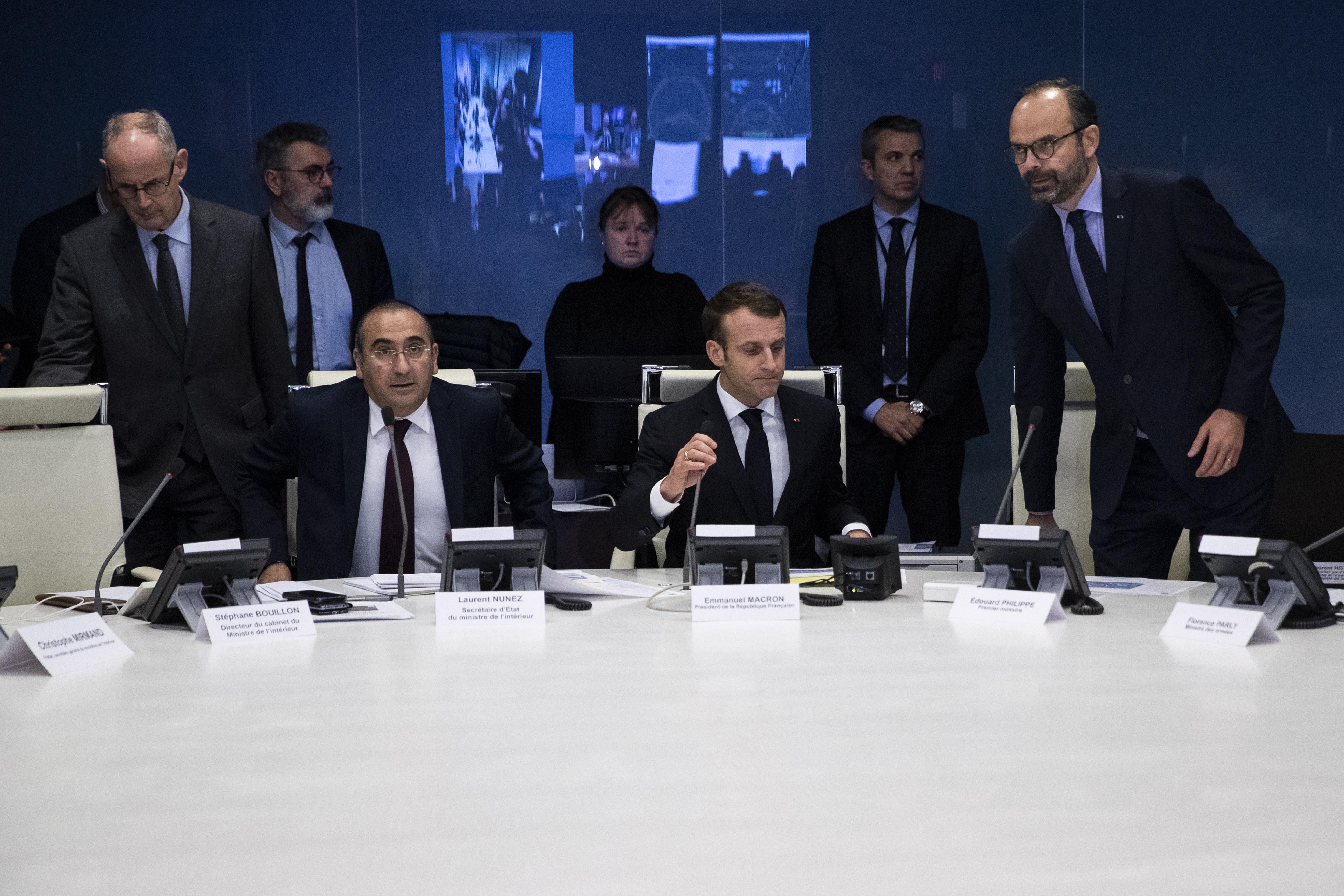 Nakon napada u Strasbourgu, Macron pojačava mobilizaciju vojnika