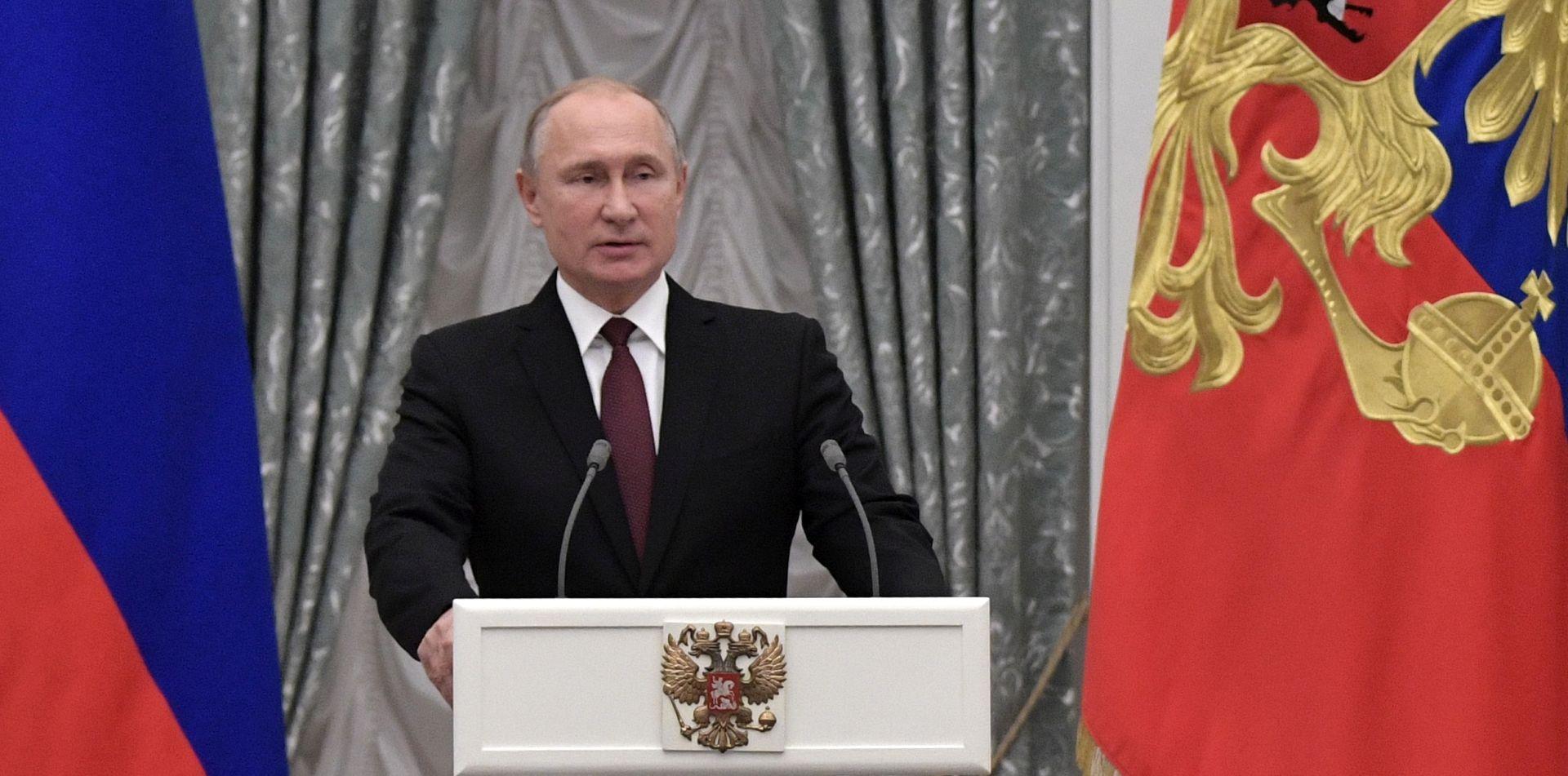 Summit Putin-Erdogan-Rohani očekuje se početkom 2019.