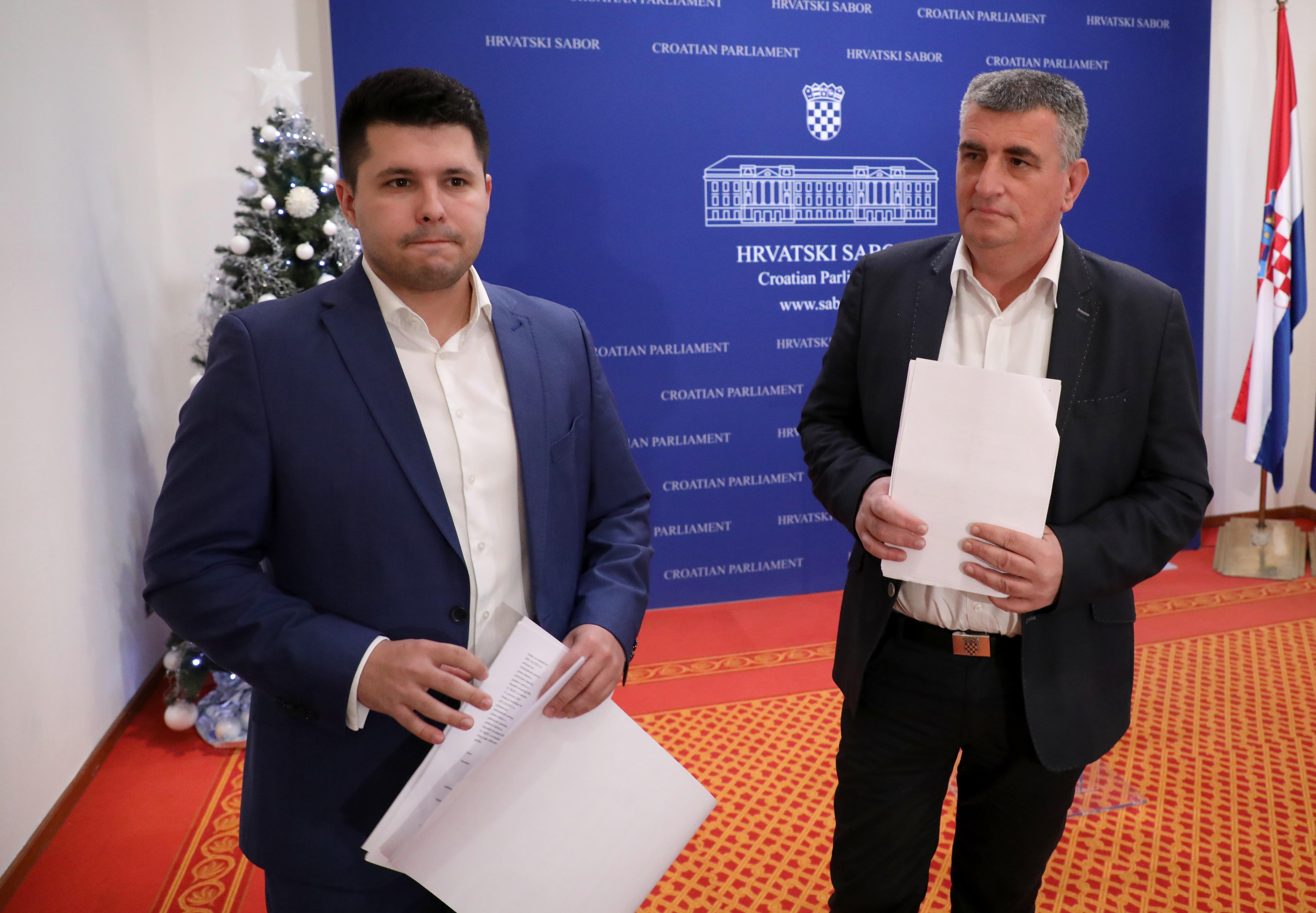 Bulj od ministrice Žalac zatražio da povuče zakon o brdskim područjima