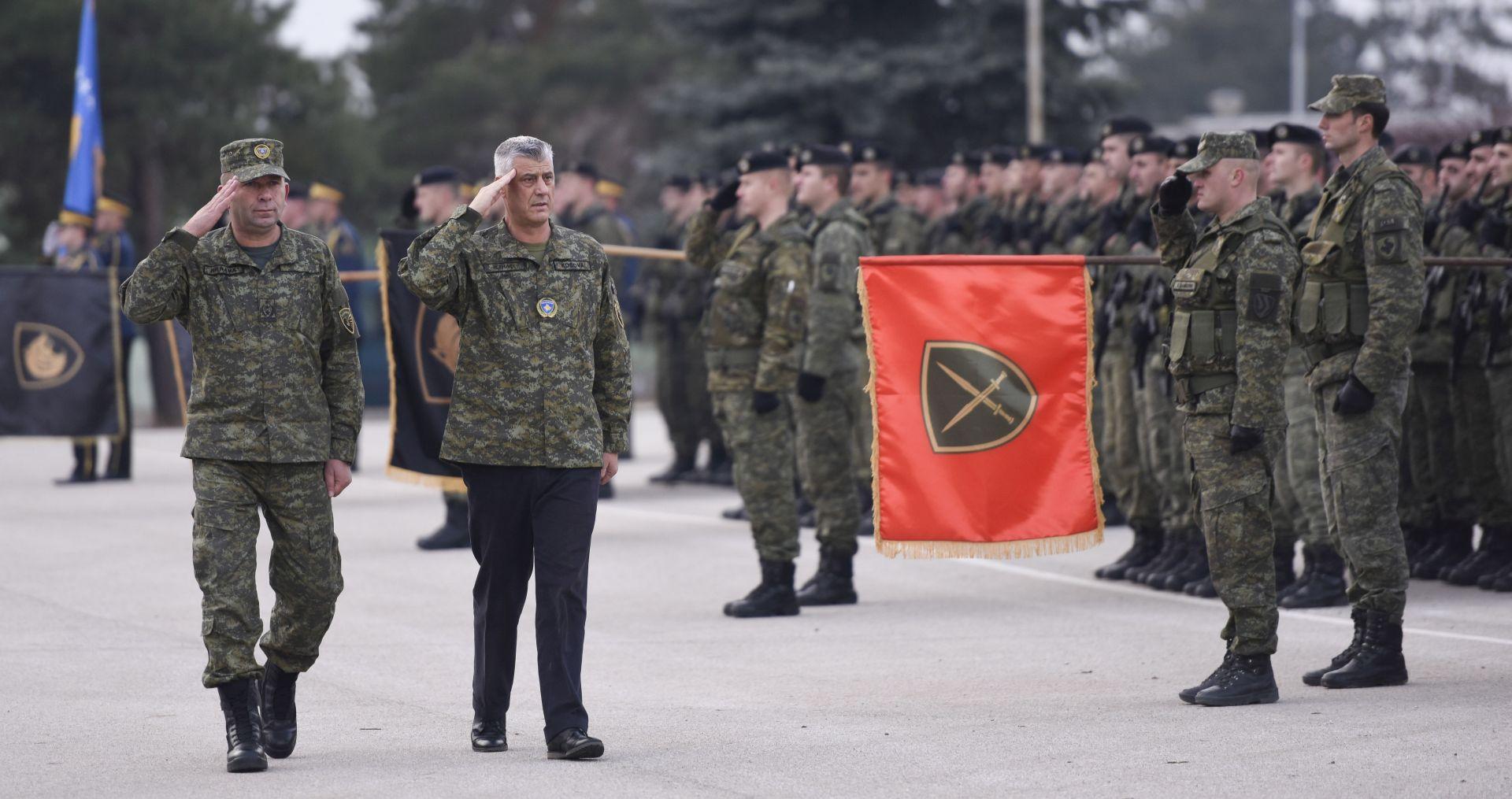 Skupština Kosova usvojila zakone vezane uz formiranje vojske