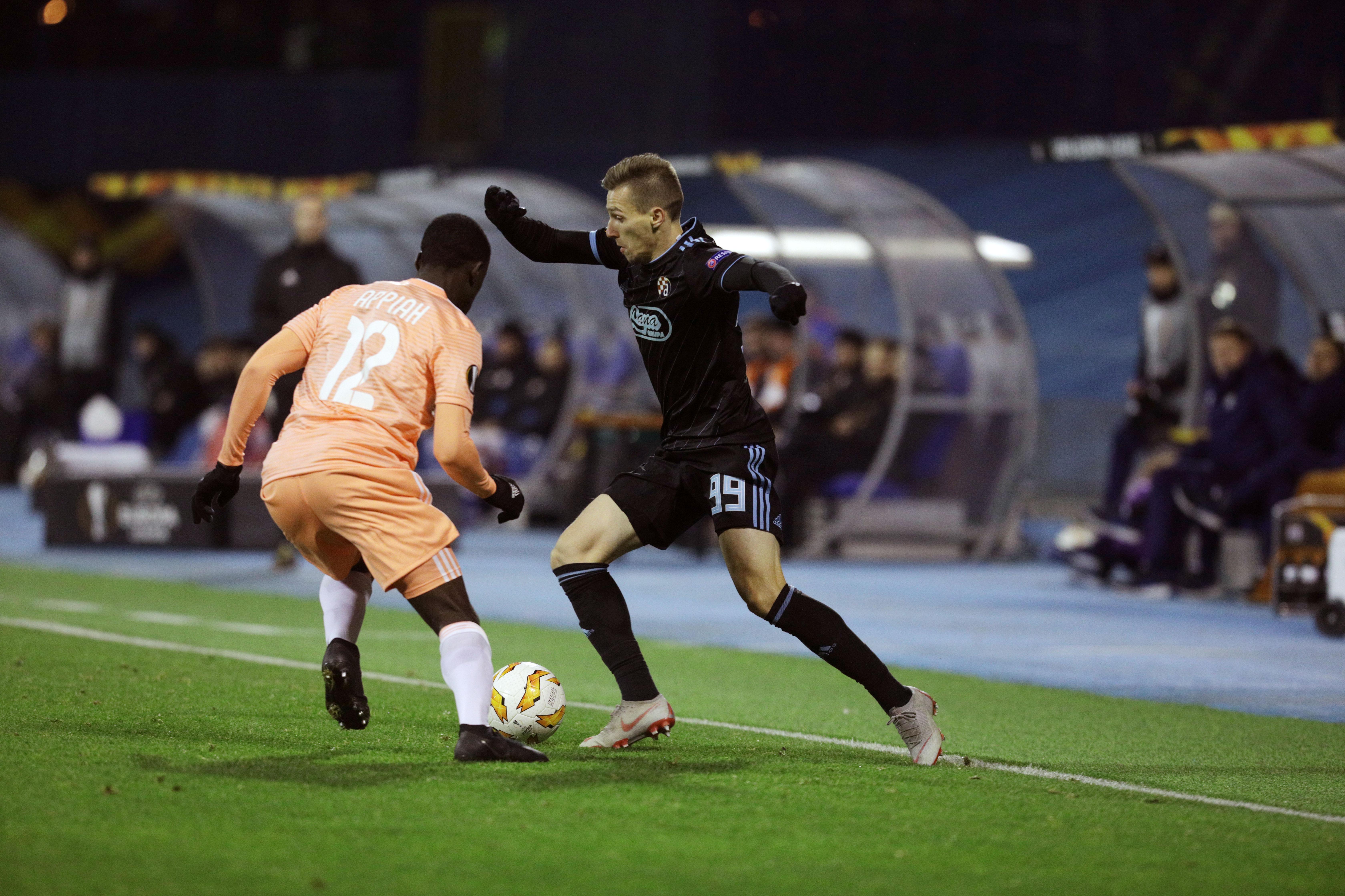 Dinamo odigrao 0-0 protiv Anderlechta na Maksimiru