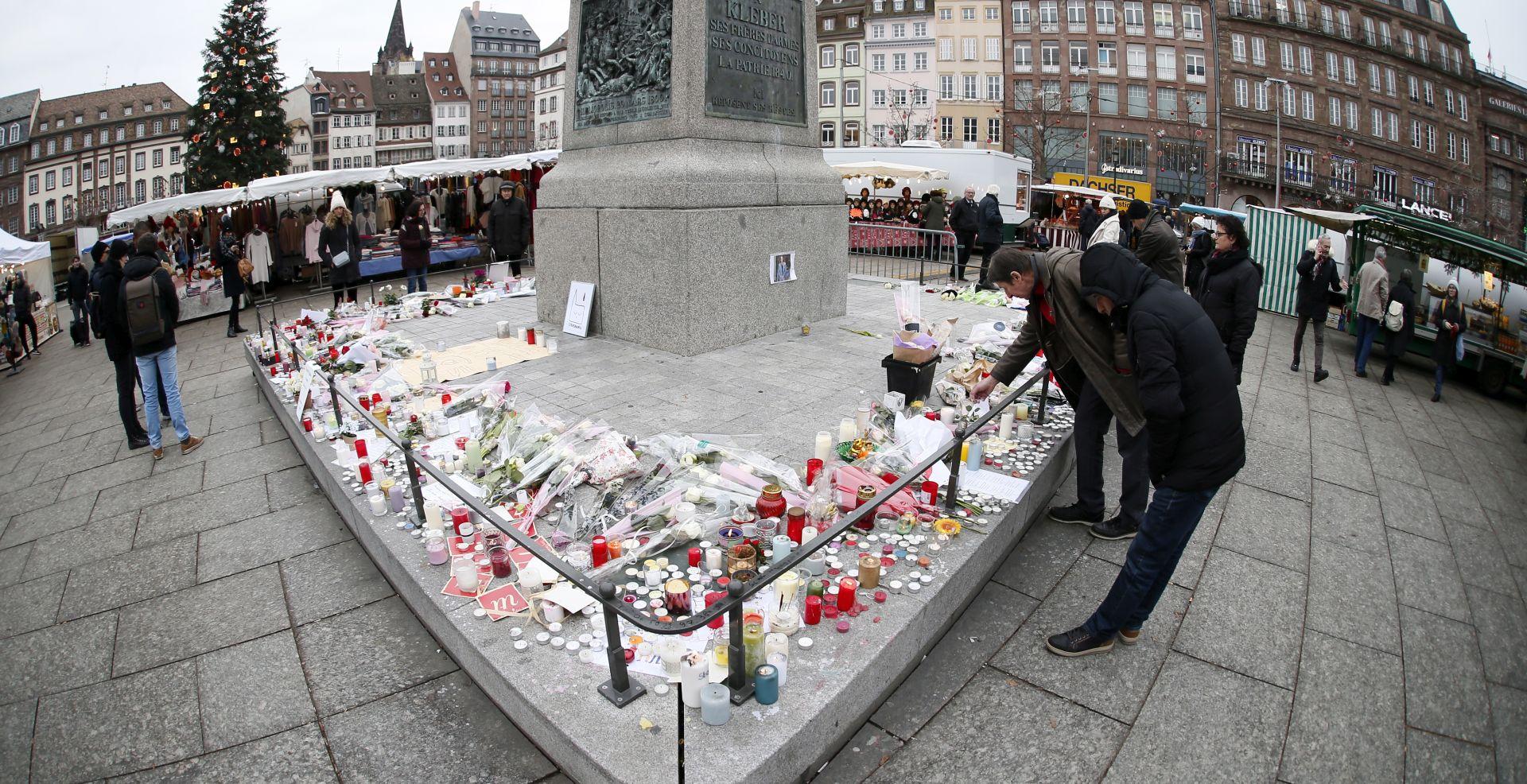Macron u petak dolazi u Strasbourg odati počast žrtvama