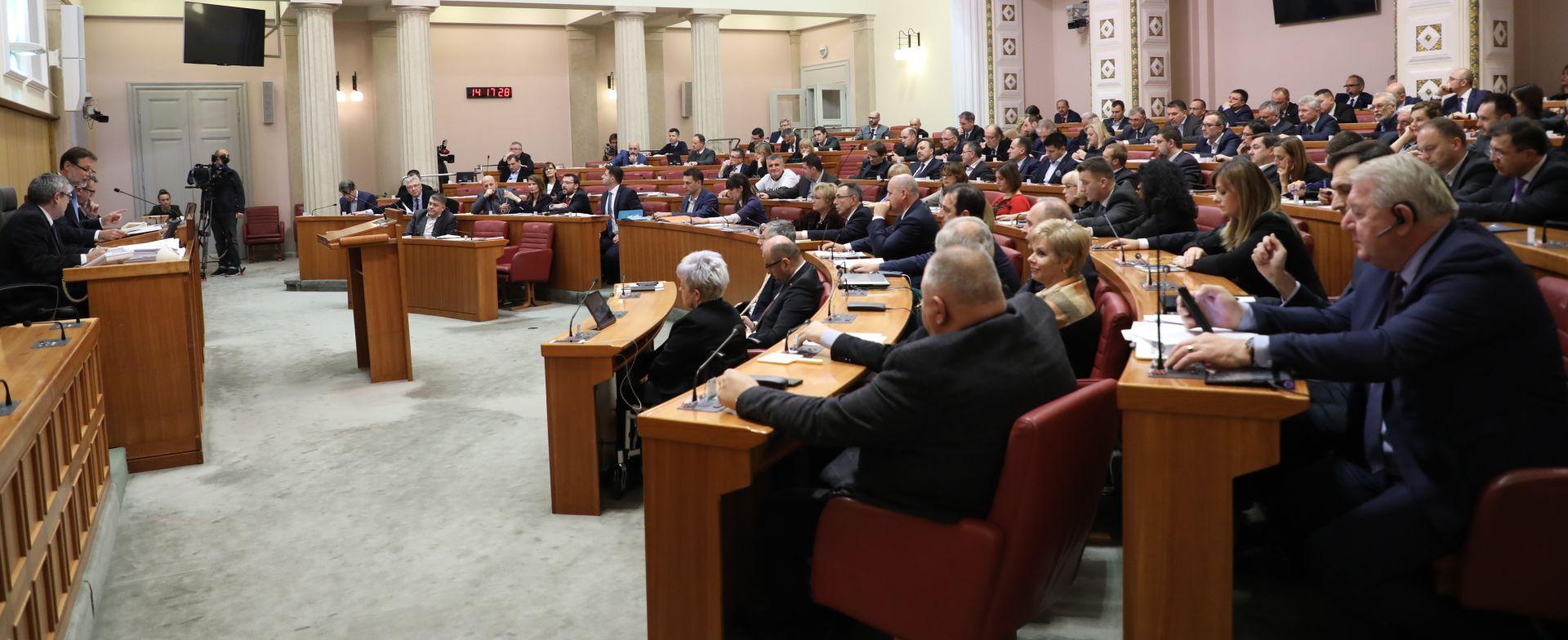 """Odbijena interpelacija SDP-a oko """"ZDS"""", izglasan Zakon o minimalnoj plaći"""