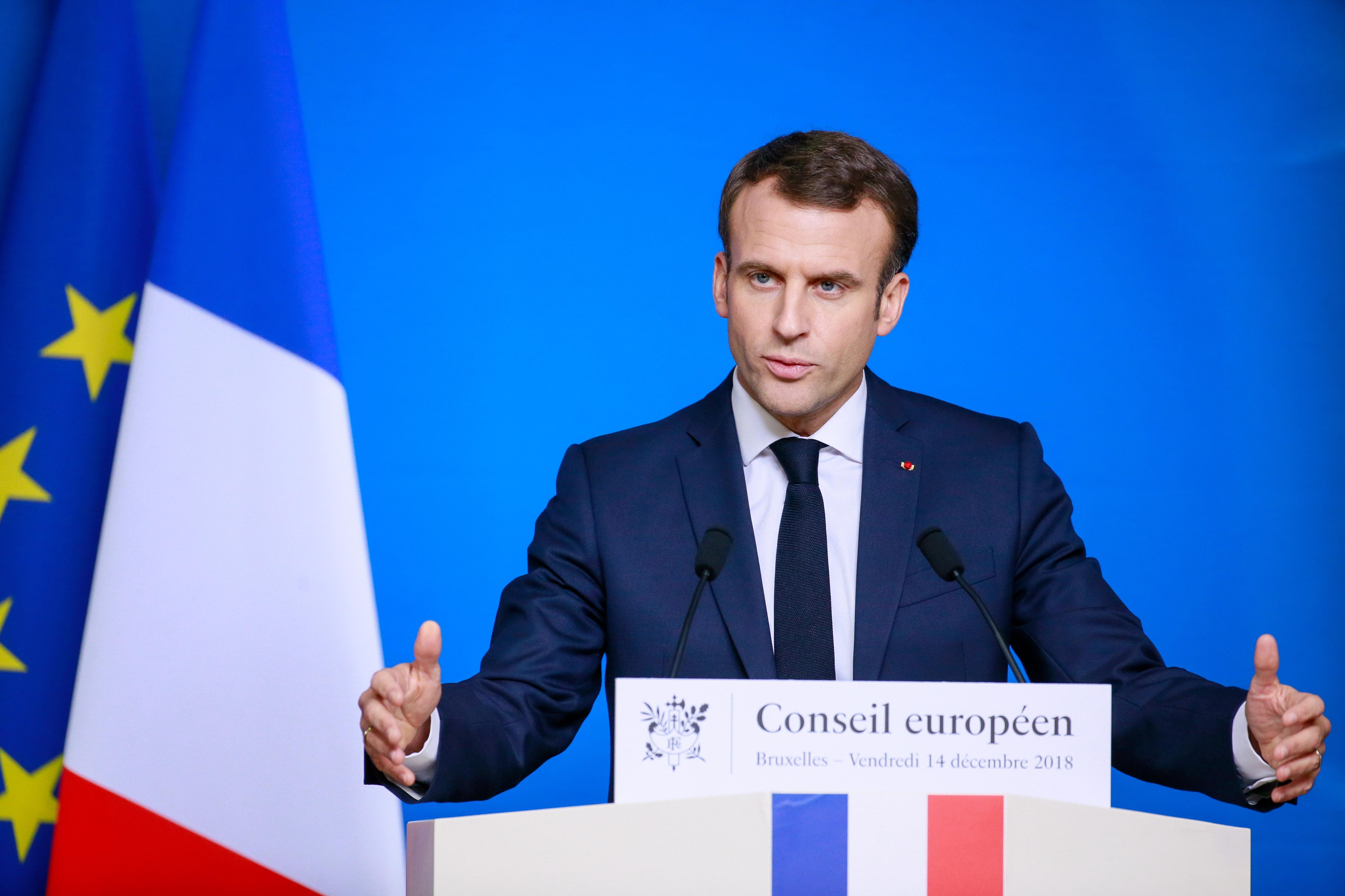 Macron izrazio žaljenje zbog Trumpove odluke o povlačenju iz Sirije