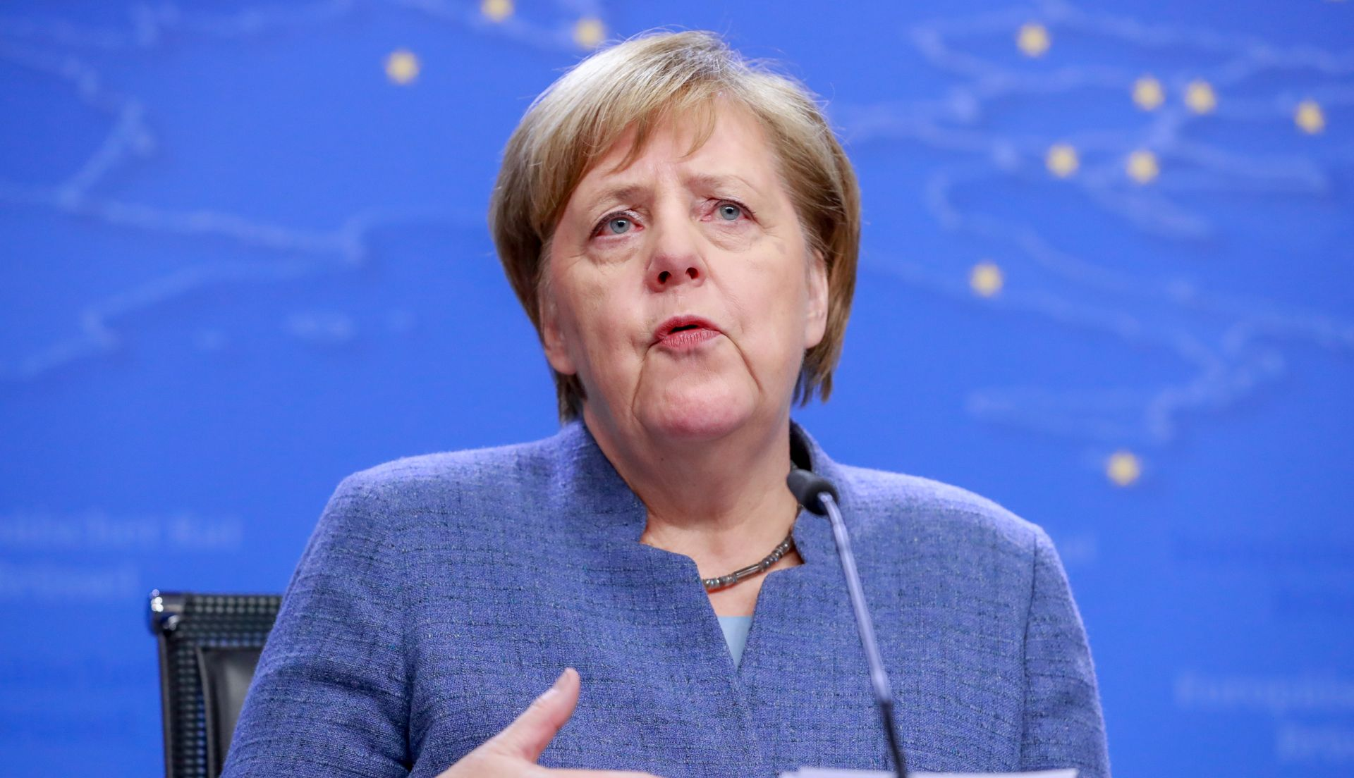 EUROPSKI STOP SRBIJI Merkel: EU će primiti Hrvatsku, i nikog više