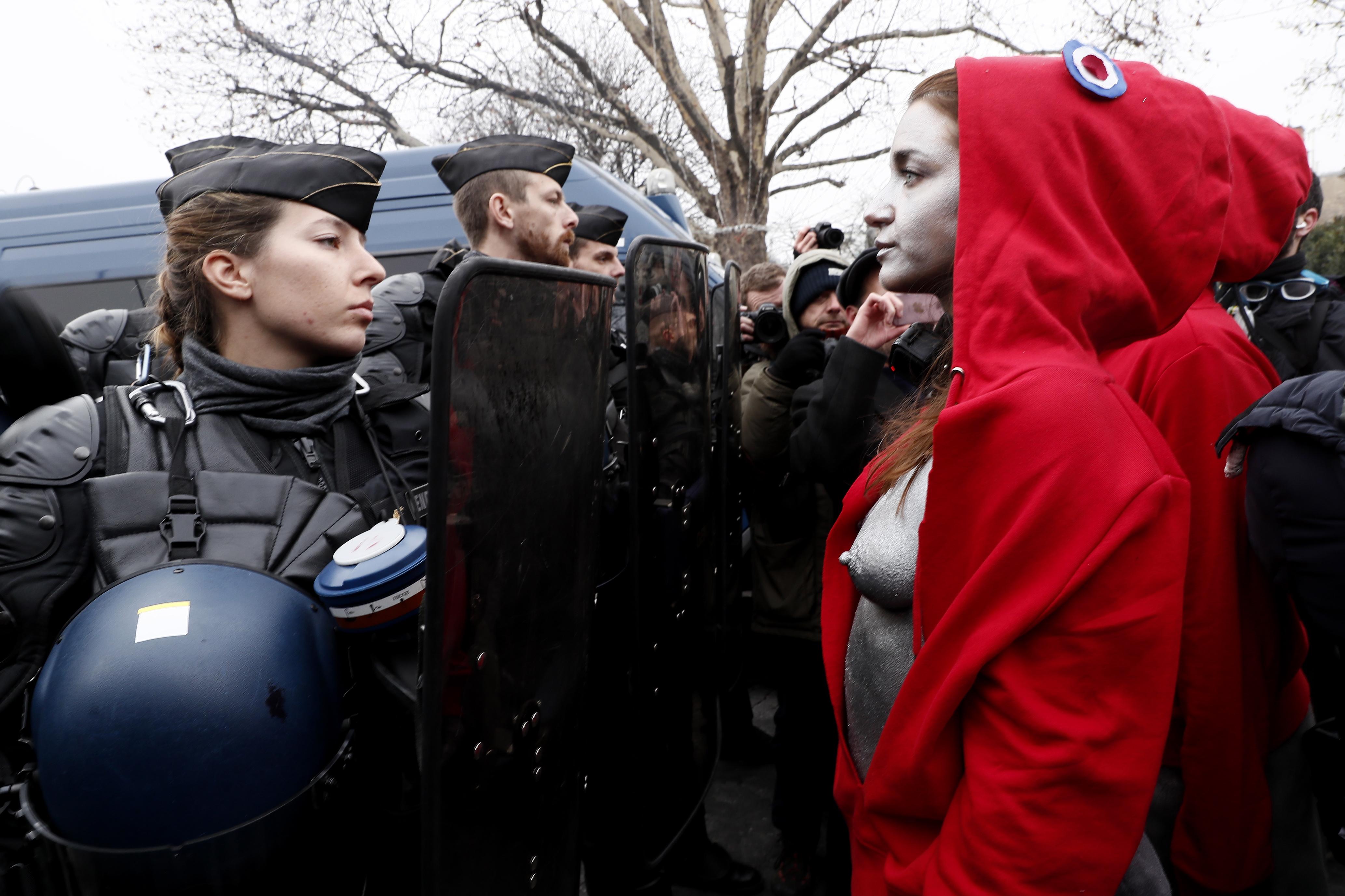 """""""Žuti prsluci"""" i ove subote na ulicama francuskih gradova"""